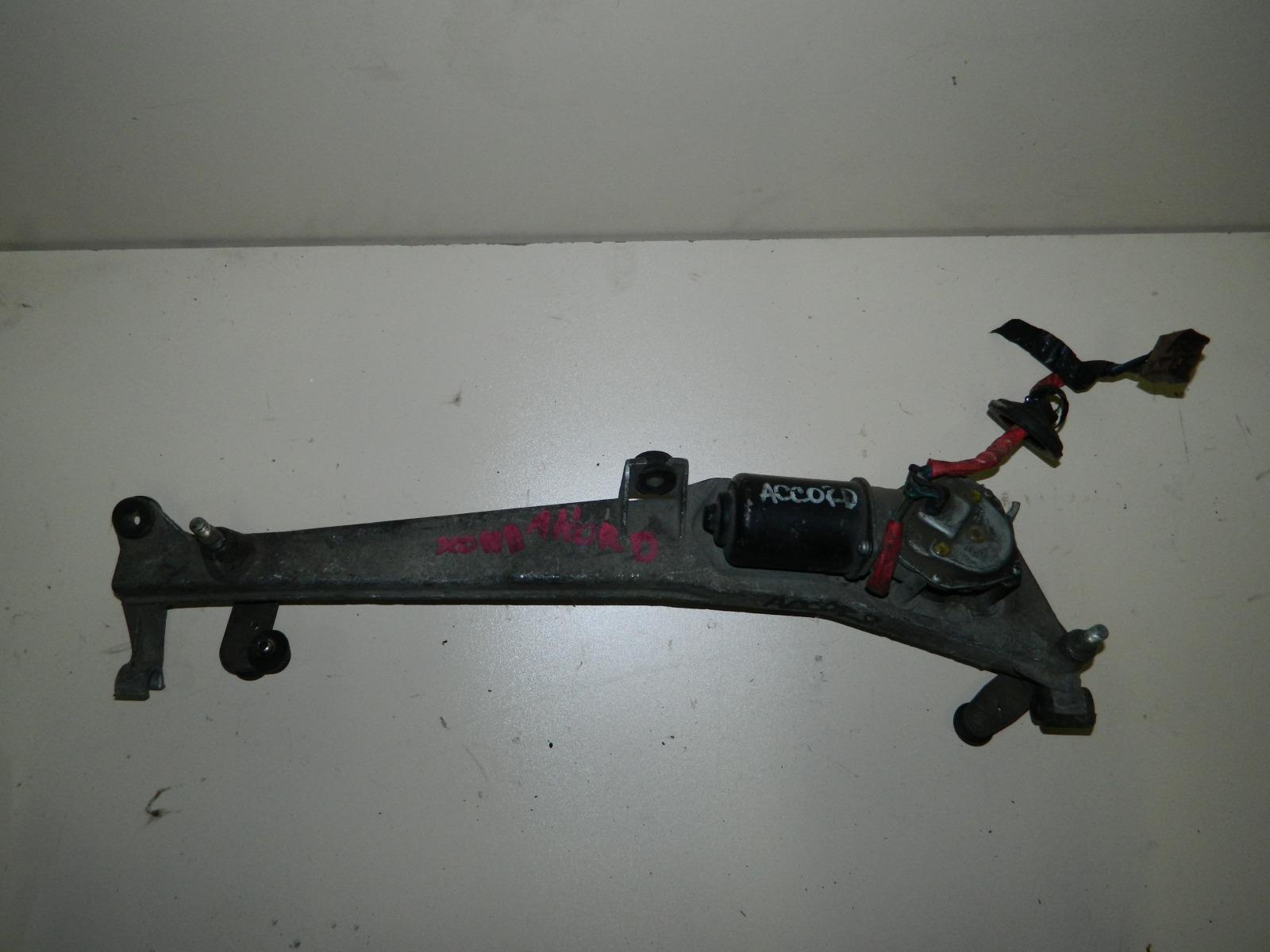 Мотор дворников Honda Accord CB1 (б/у)
