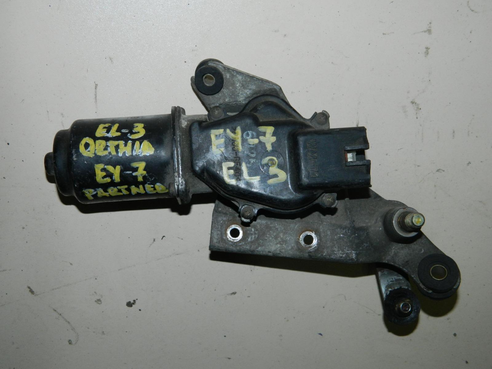 Мотор дворников Honda Orthia EL3 (б/у)