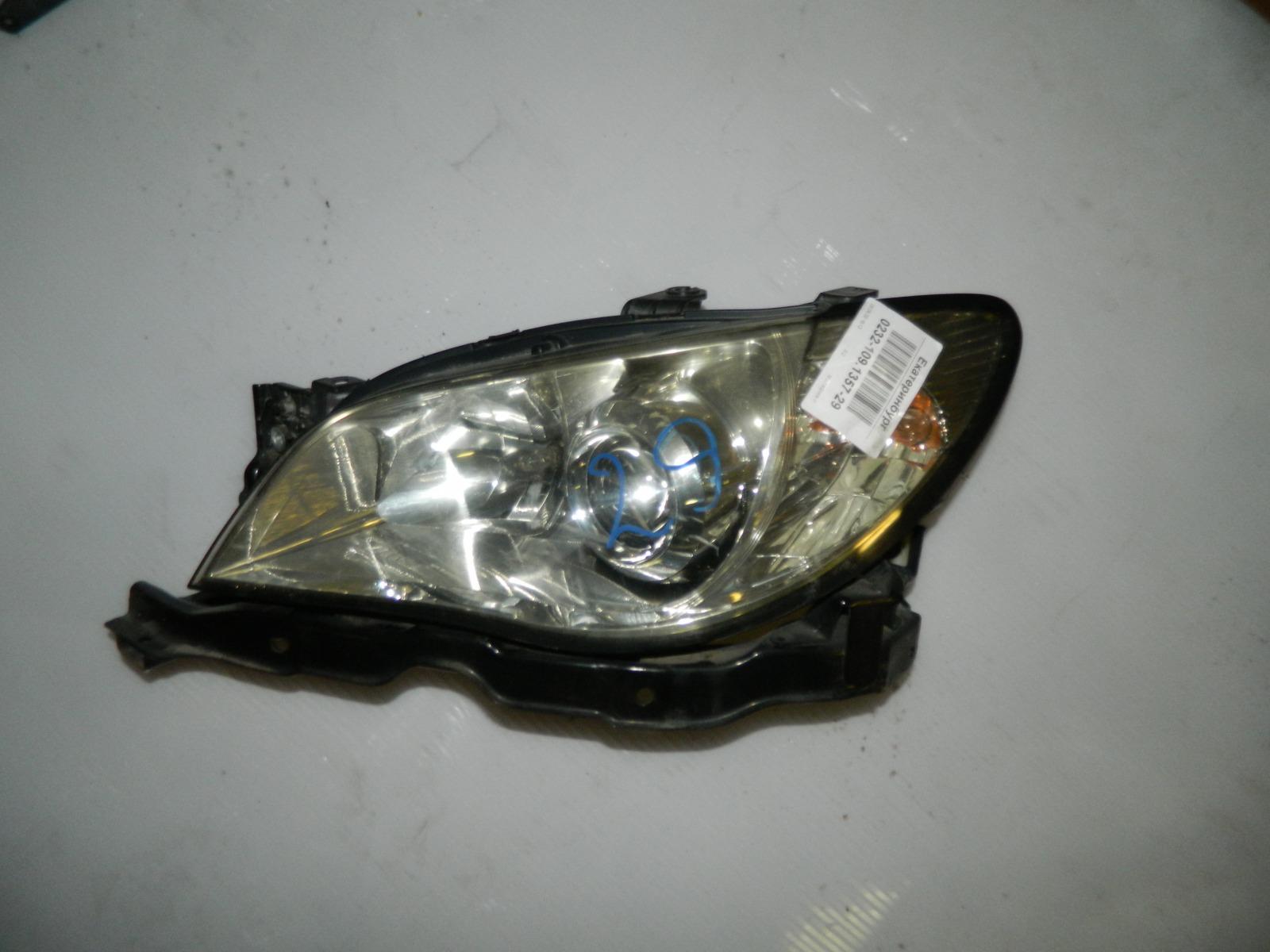 Фара Subaru Impreza GG2 левая (б/у)