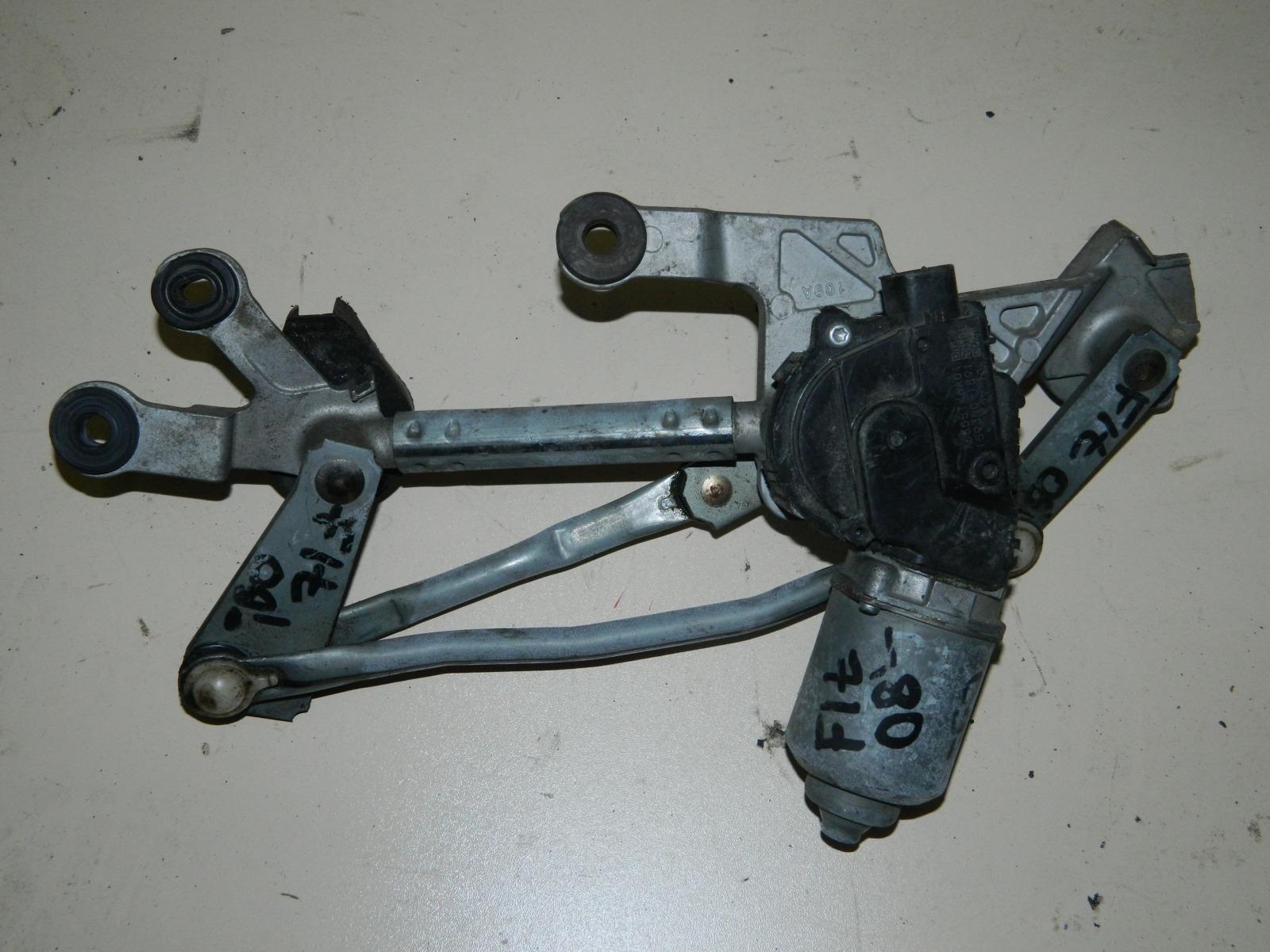 Мотор дворников Honda Fit (б/у)