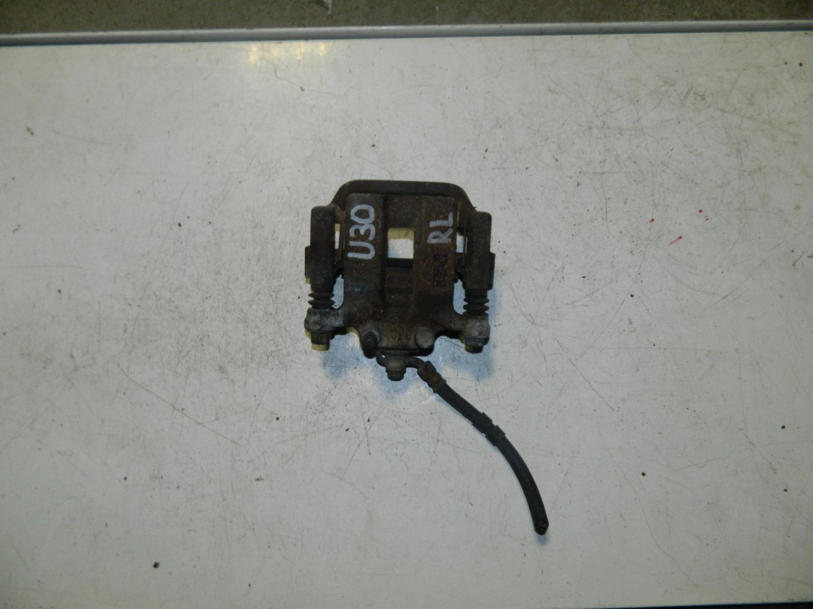 Суппорт Nissan Presage U30 задний левый (б/у)