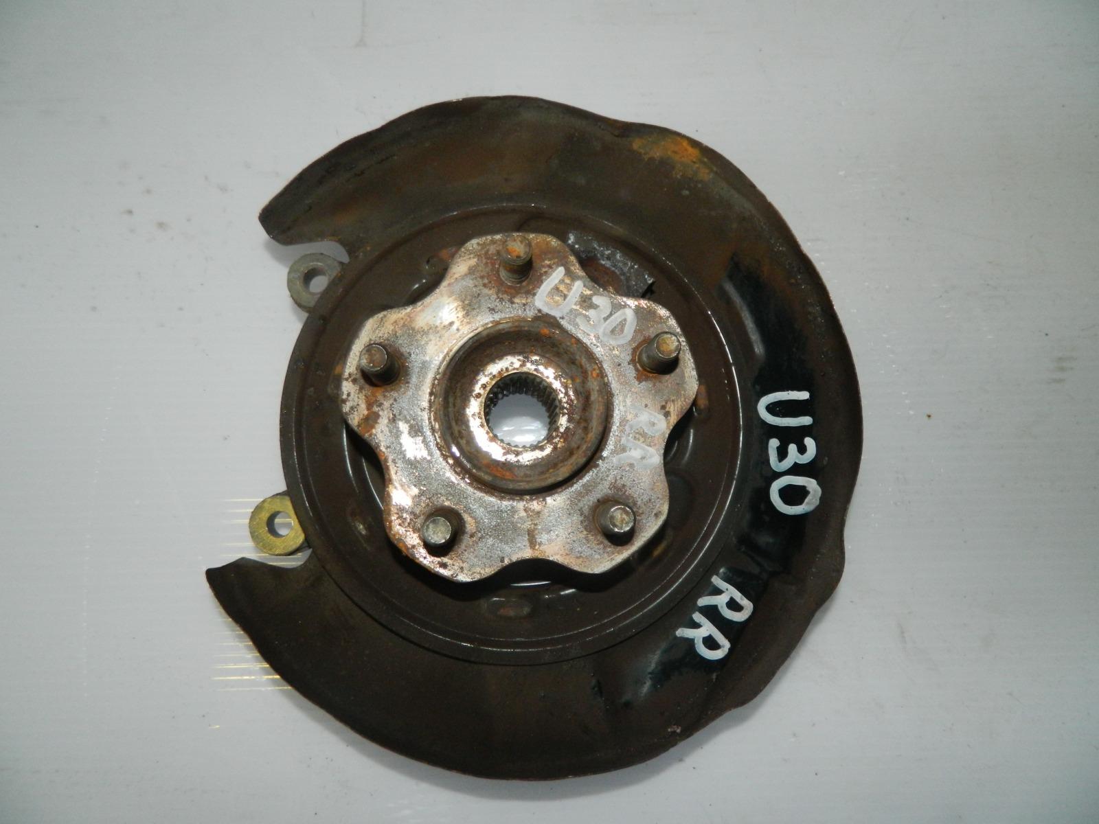 Ступица Nissan Presage U30 задняя правая (б/у)