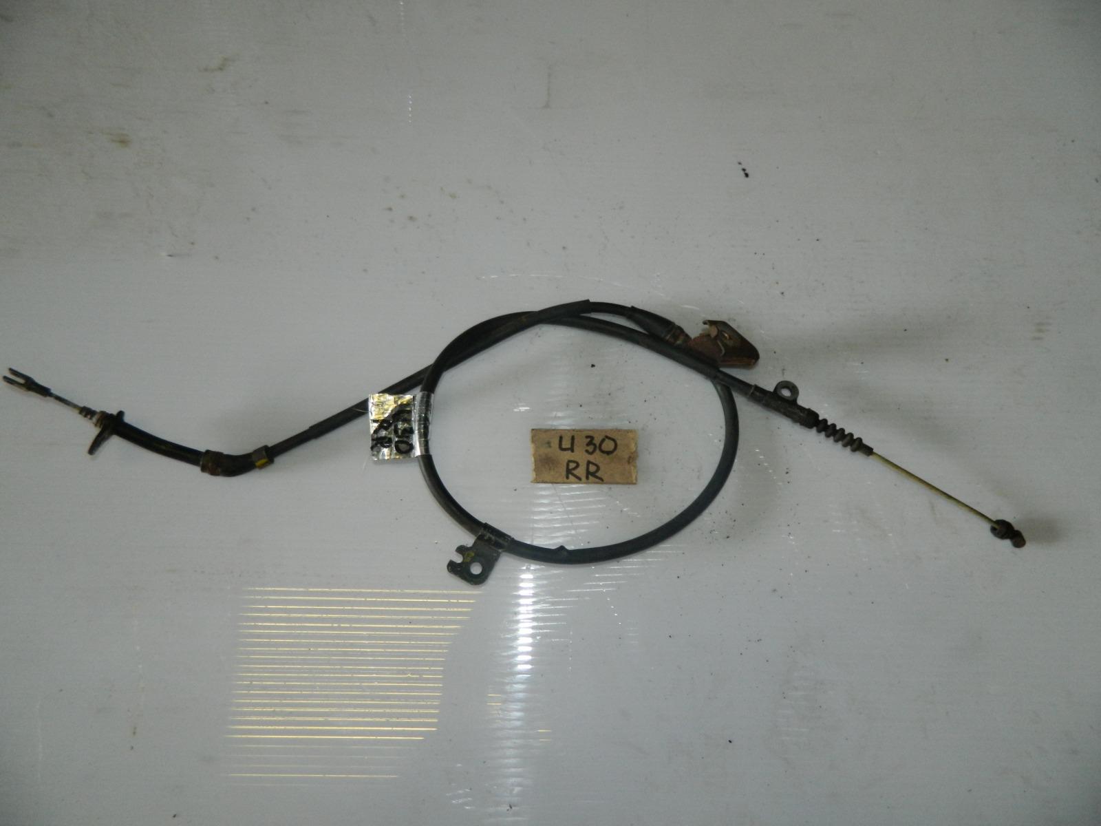 Трос ручника Nissan Presage U30 правый (б/у)