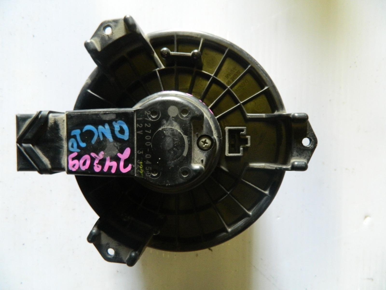 Мотор печки Toyota Bb QNC20 (б/у)