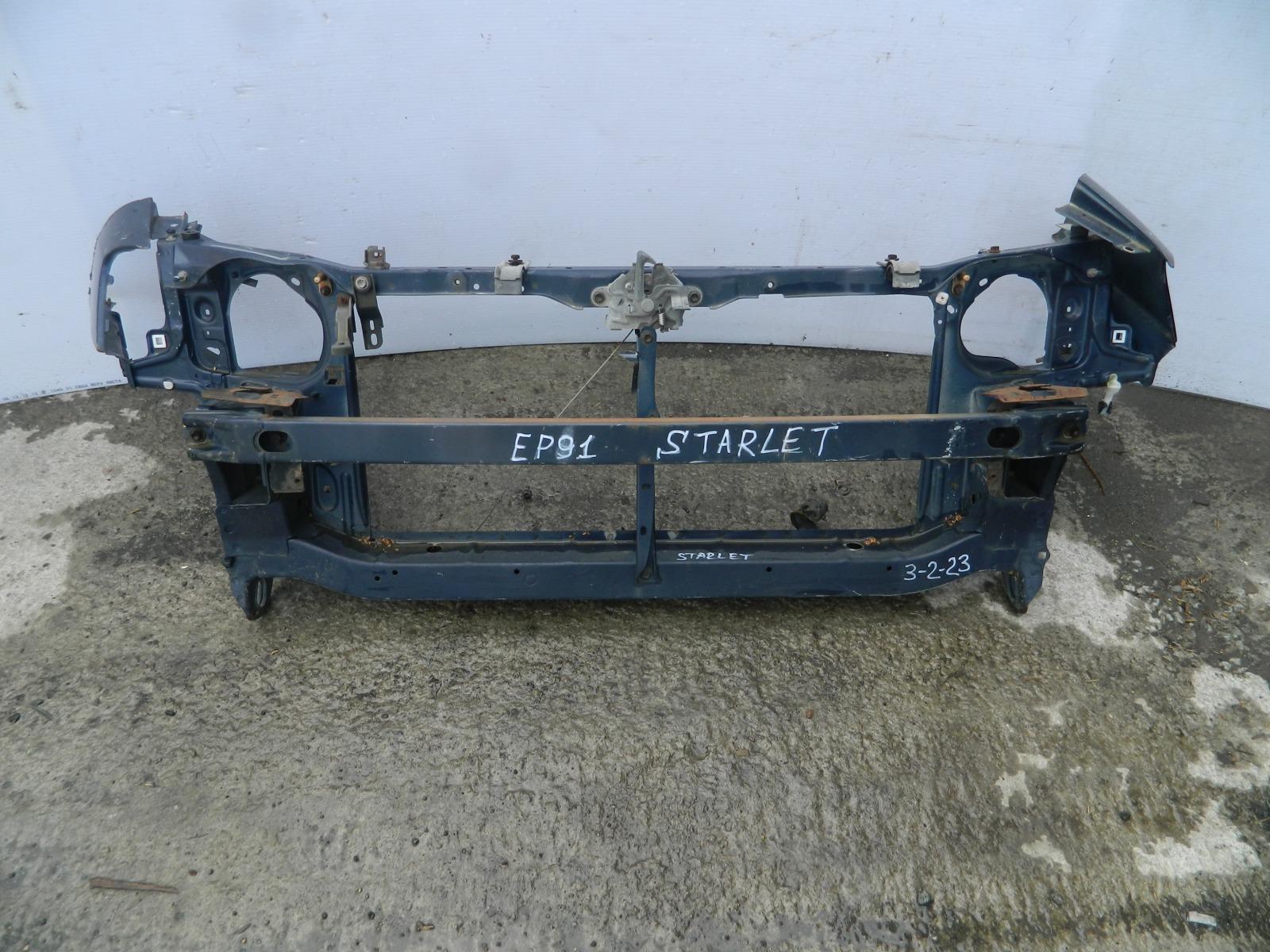 Рамка радиатора Toyota Starlet EP91 (б/у)