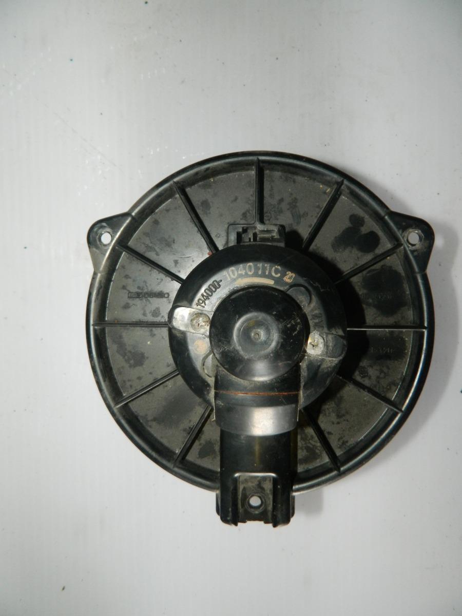 Мотор печки Nissan Safari Y60 (б/у)