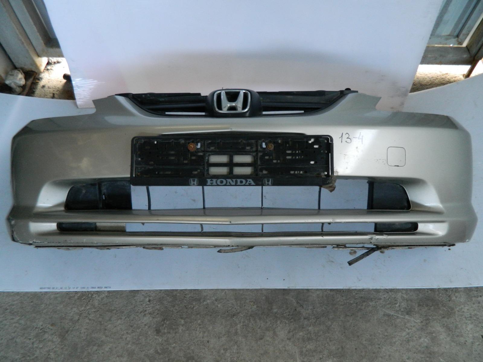 Бампер Honda Fit Aria GD8 передний (б/у)