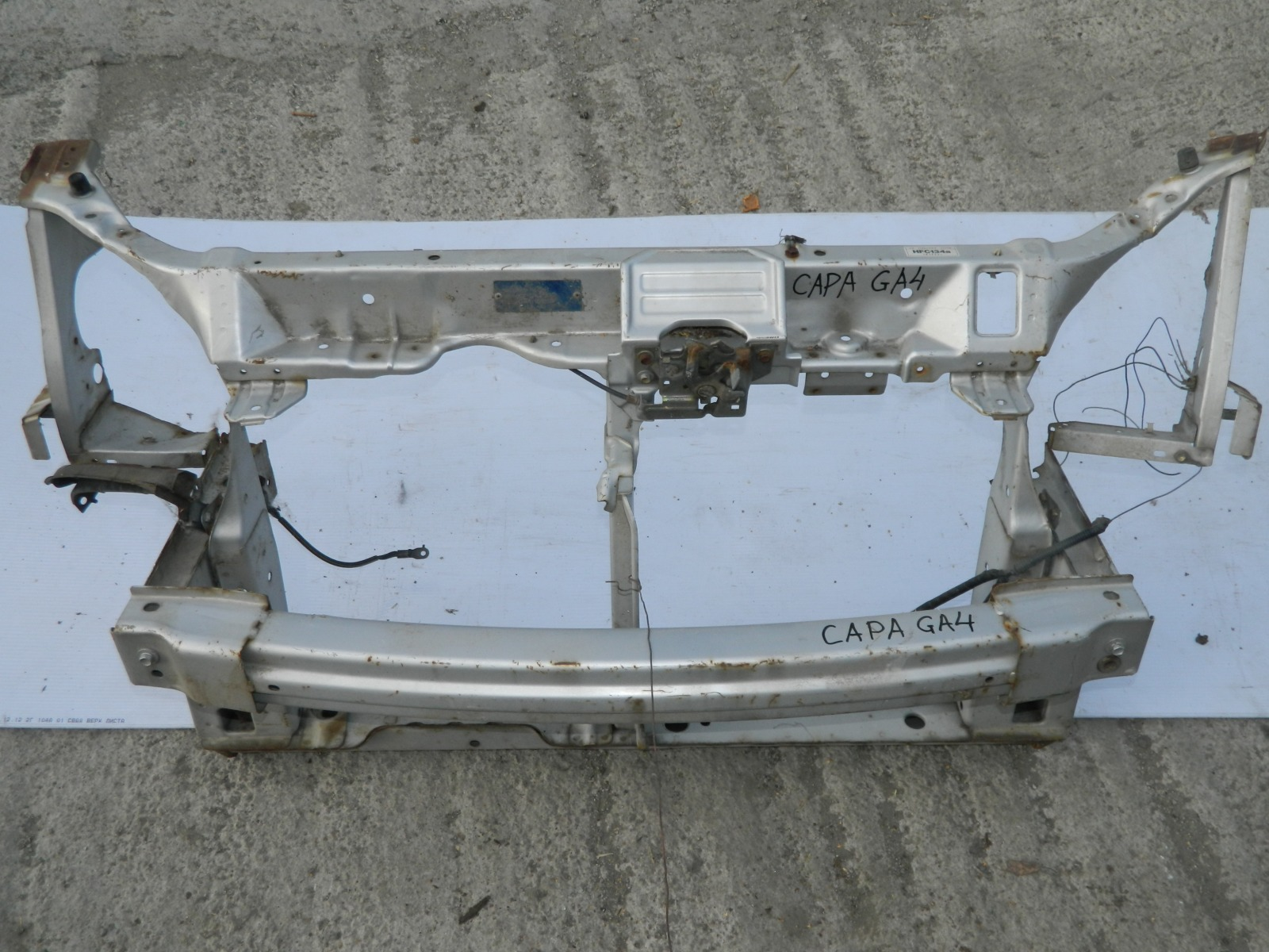 Рамка радиатора Honda Capa GA4 (б/у)