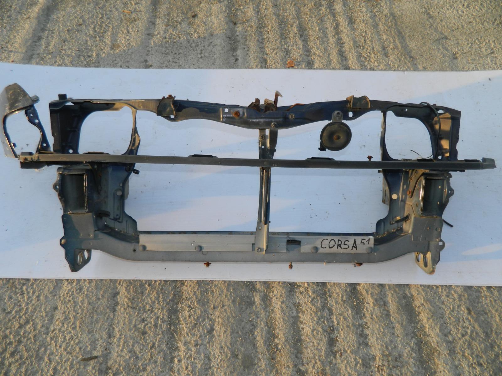 Рамка радиатора Toyota Corsa EL51 (б/у)