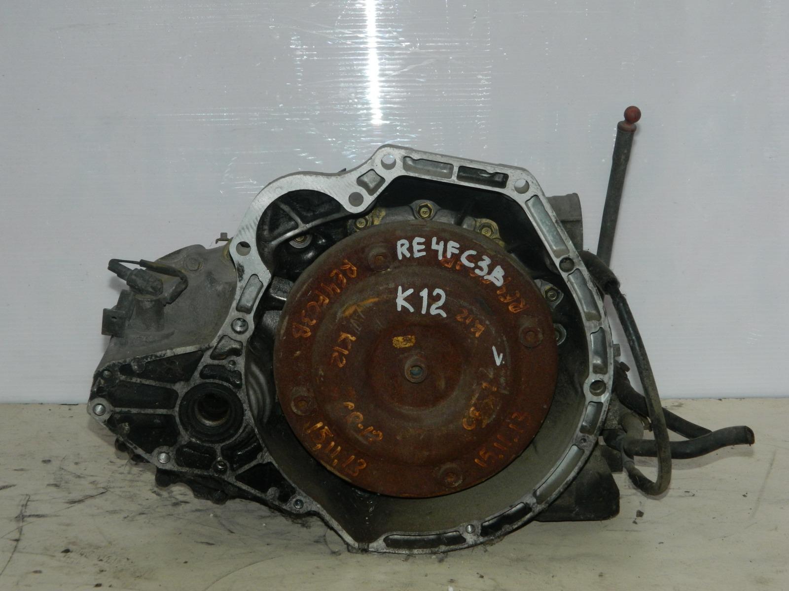 Акпп Nissan March AK12 CR12DE (б/у)