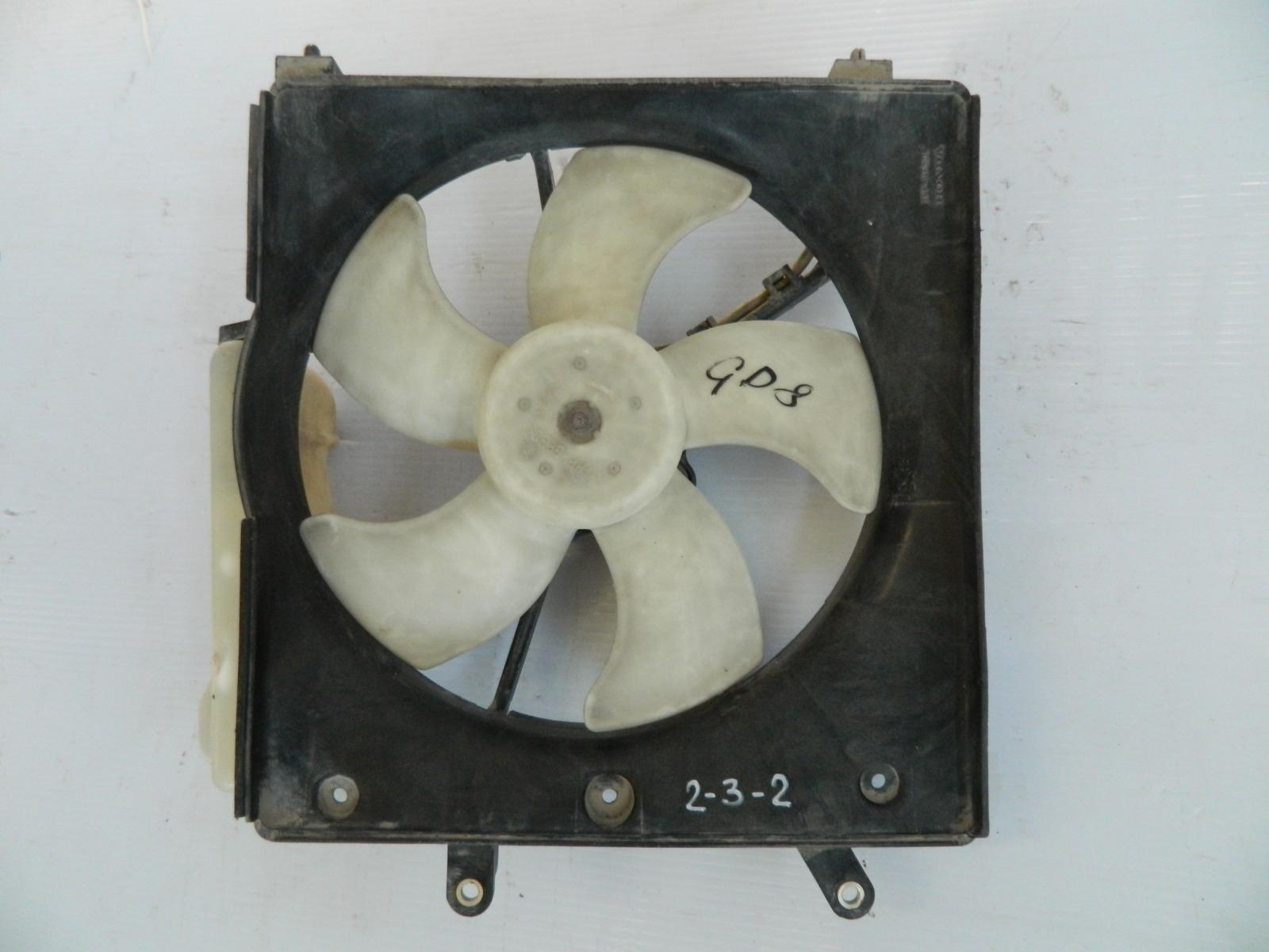 Диффузор радиатора Honda Fit Aria GD8 левый (б/у)