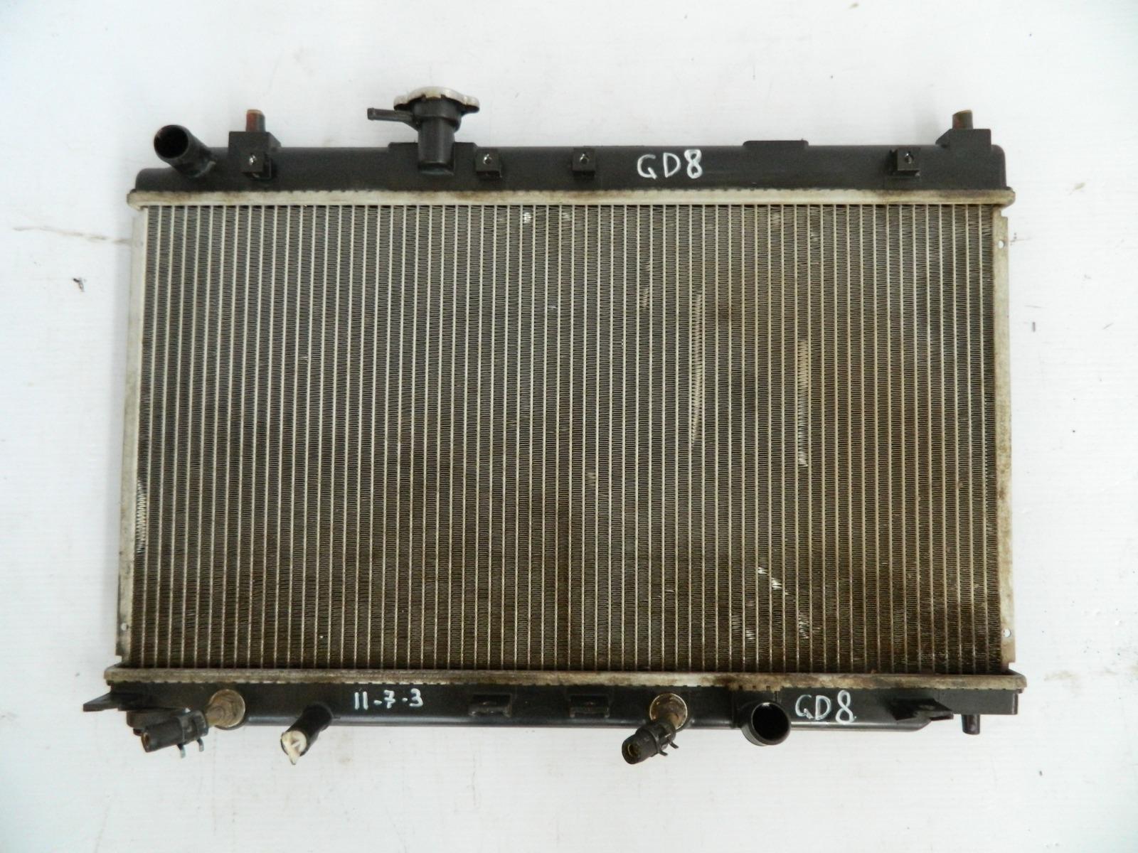 Радиатор двс Honda Fit Aria GD8 (б/у)