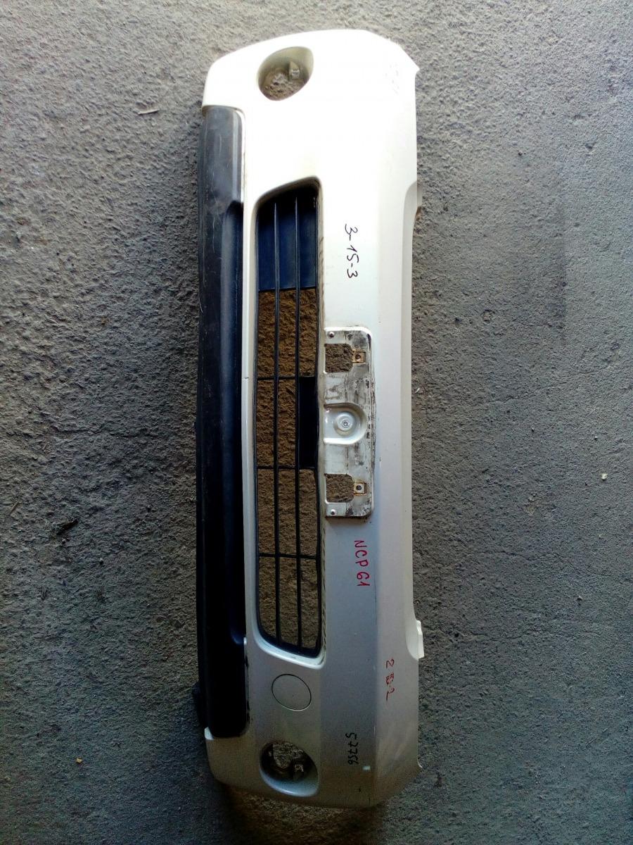 Бампер Toyota Ist NCP61 передний (б/у)