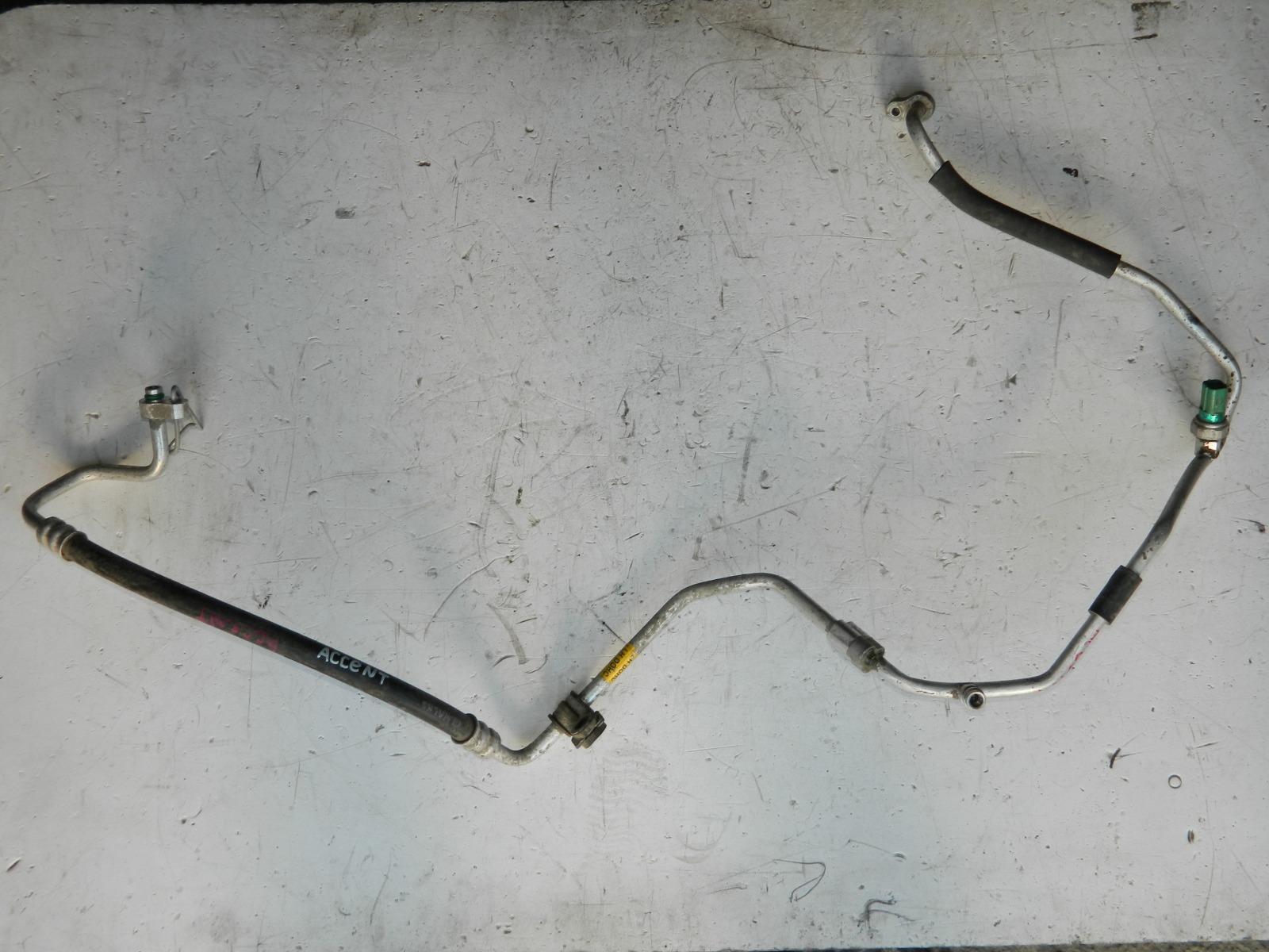 Трубка кондиционера Hyundai Accent (б/у)