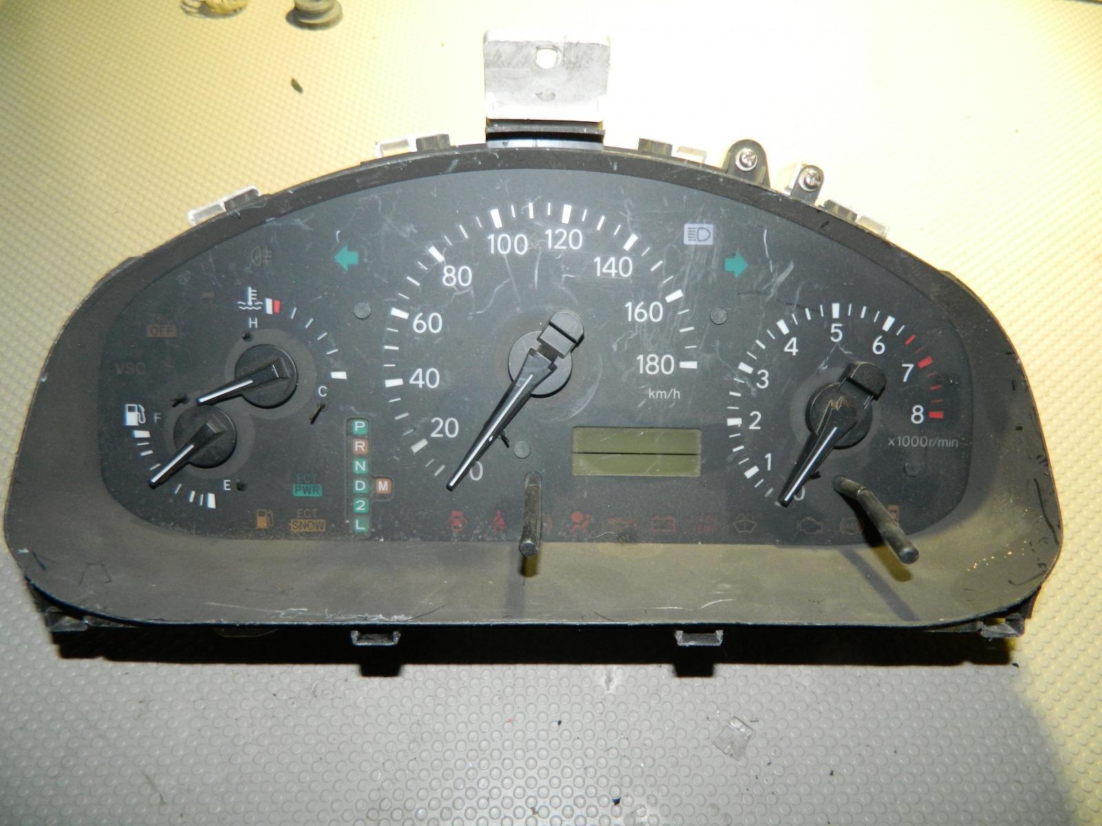 Панель приборов Toyota Harrier MCU15 (б/у)