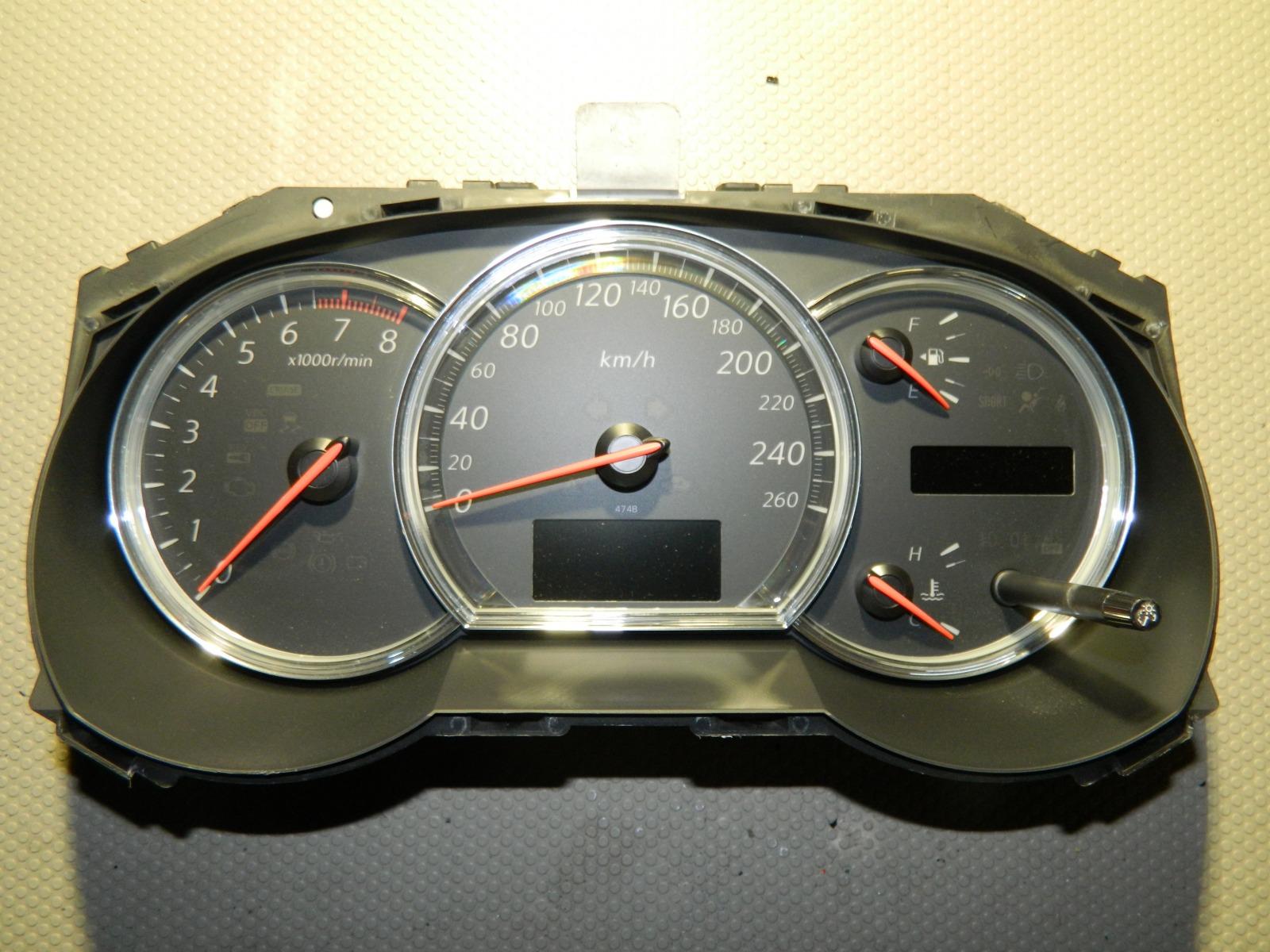 Панель приборов Nissan Teana J32 (б/у)