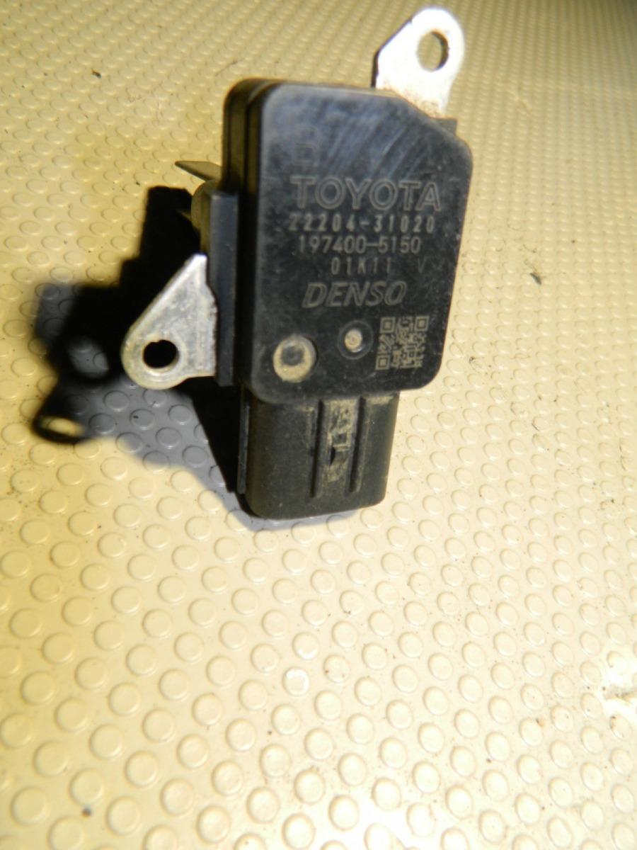 Датчик расхода воздуха Toyota Corolla ZZE150 (б/у)