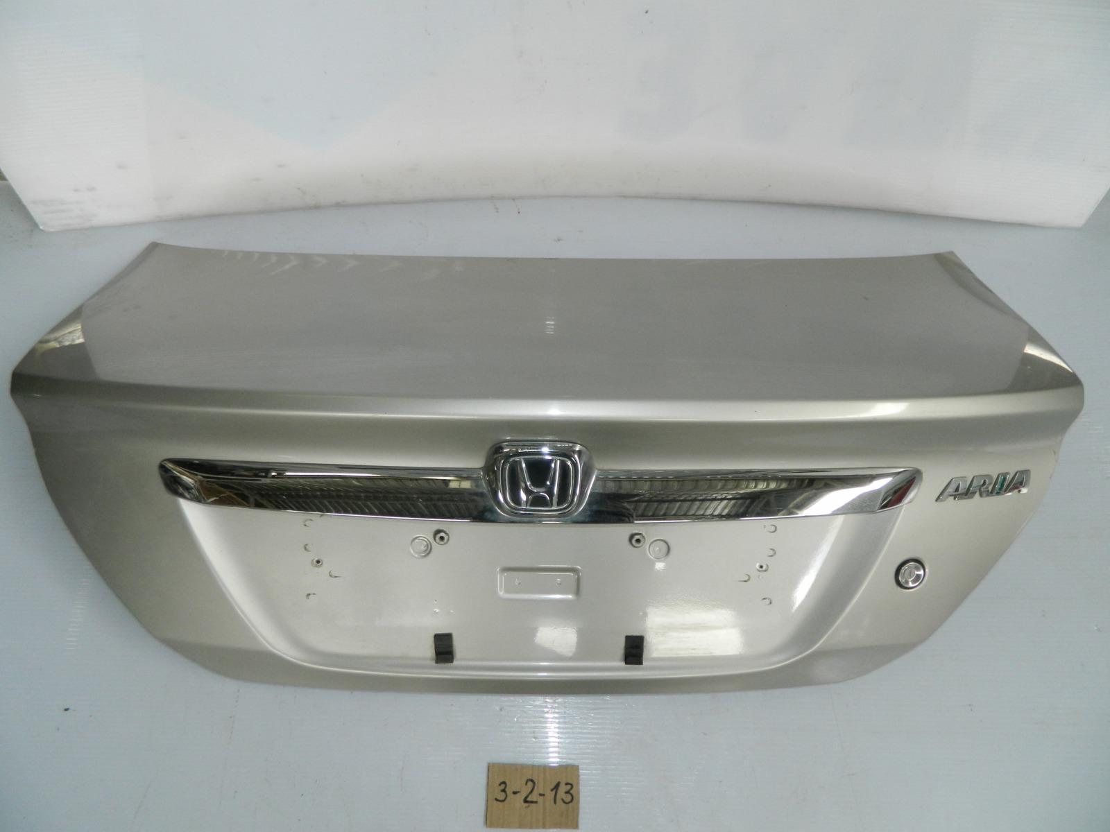 Крышка багажника Honda Fit Aria GD8 (б/у)
