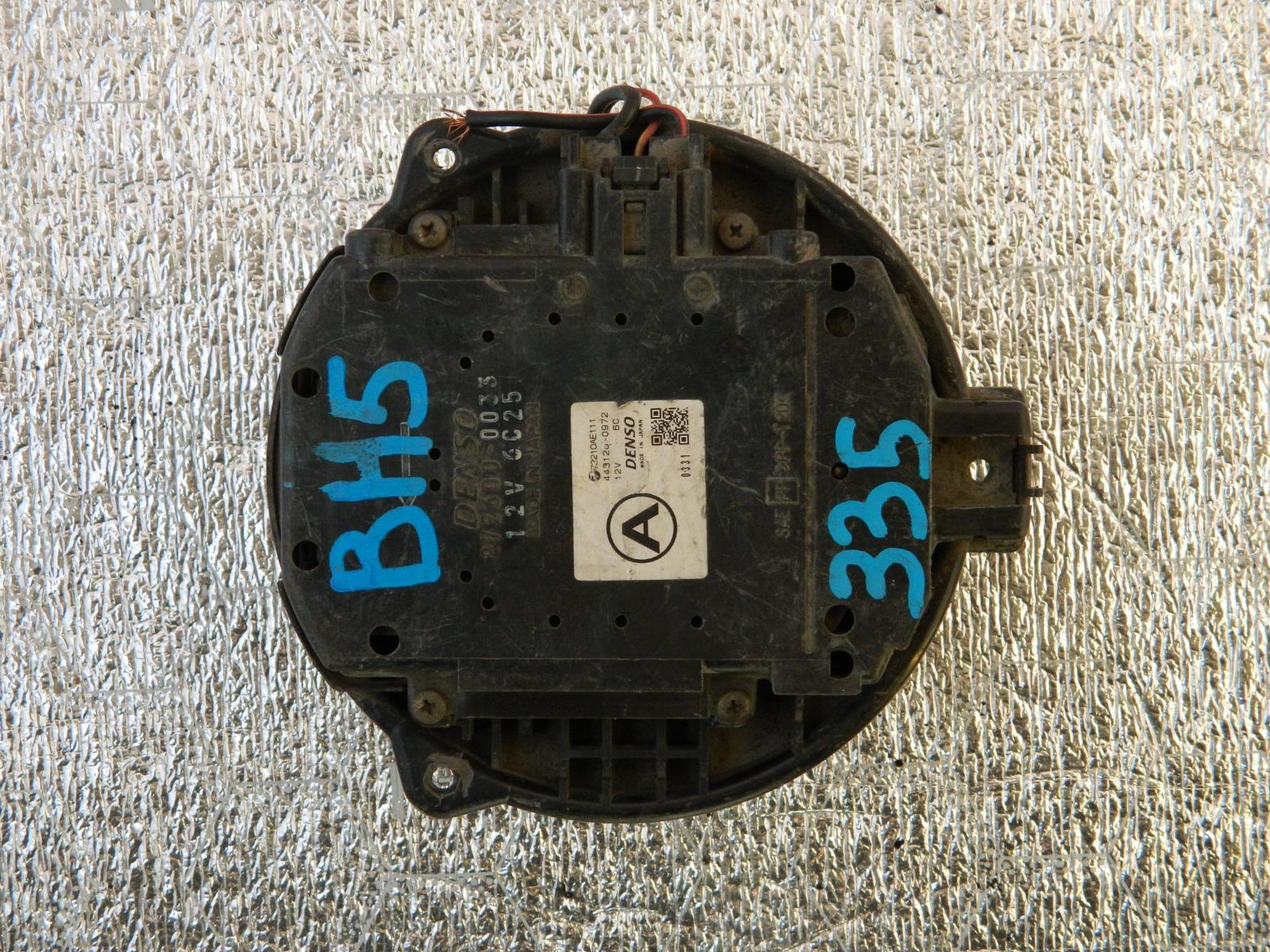 Мотор печки Subaru Legacy BH5 (б/у)