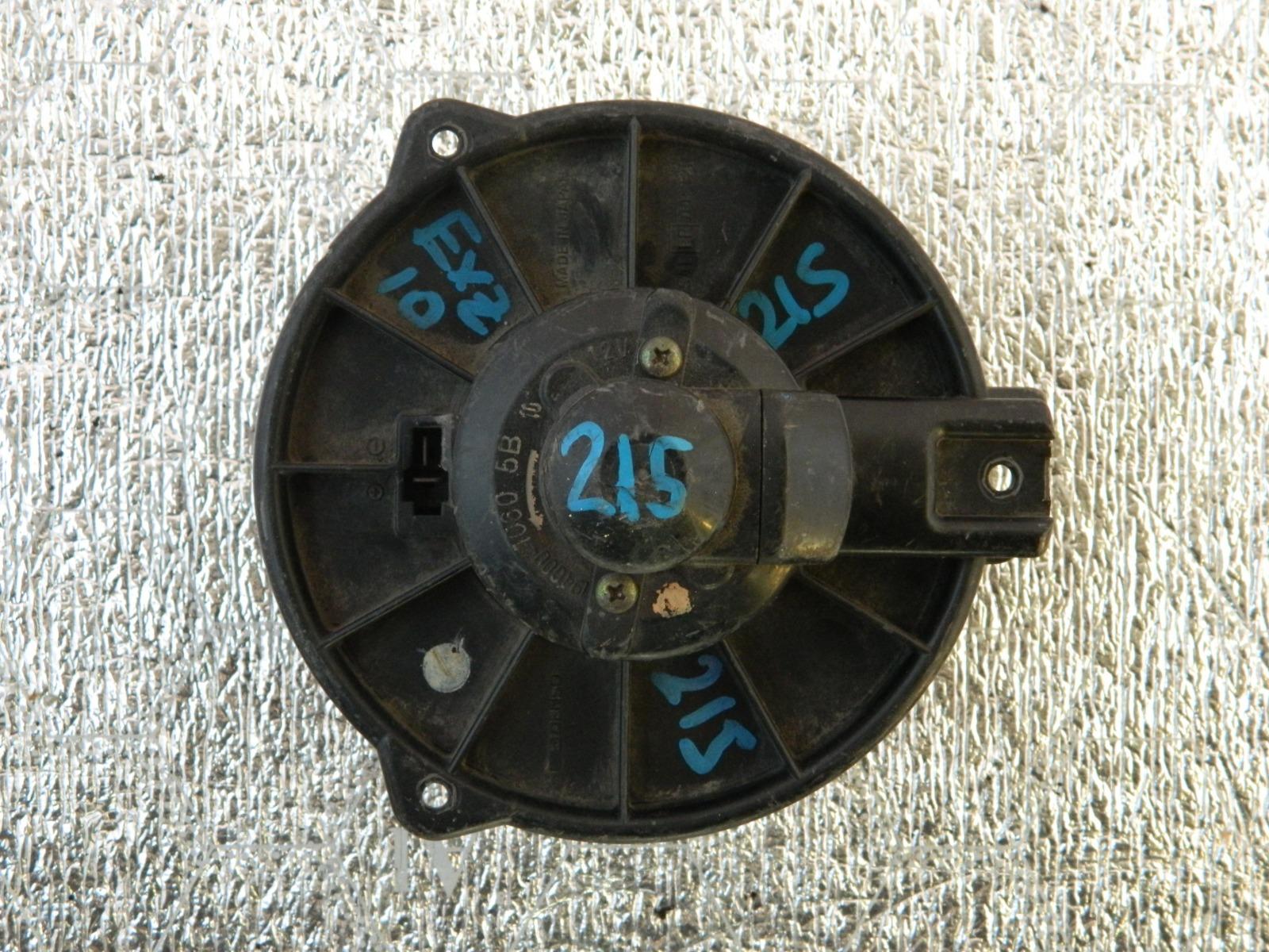 Мотор печки Toyota Raum EXZ10 (б/у)