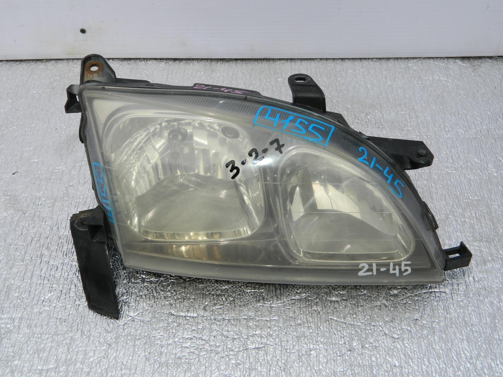 Фара Toyota Caldina ST210 передняя правая (б/у)
