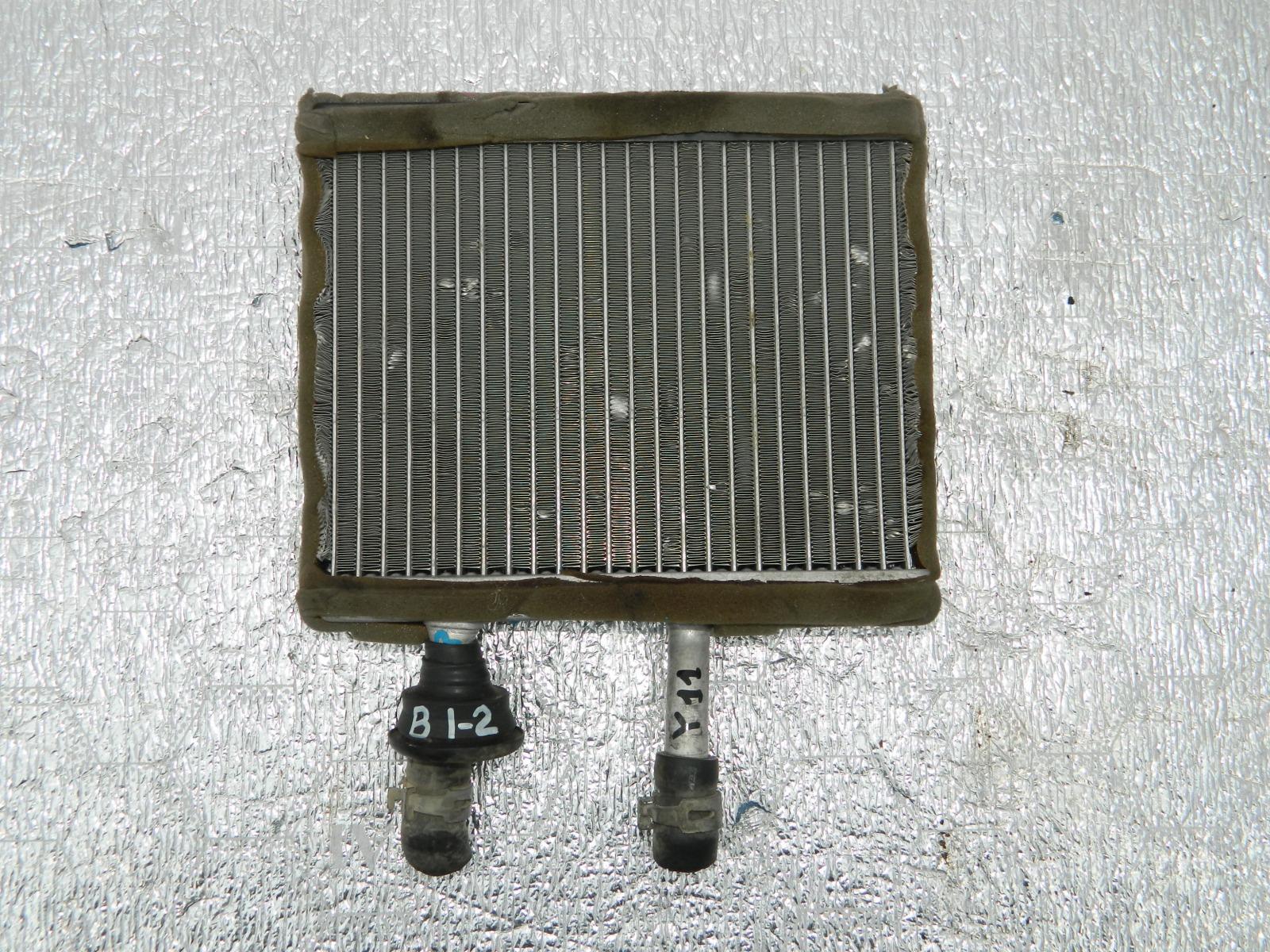 Радиатор печки Nissan Wingroad Y11 (б/у)