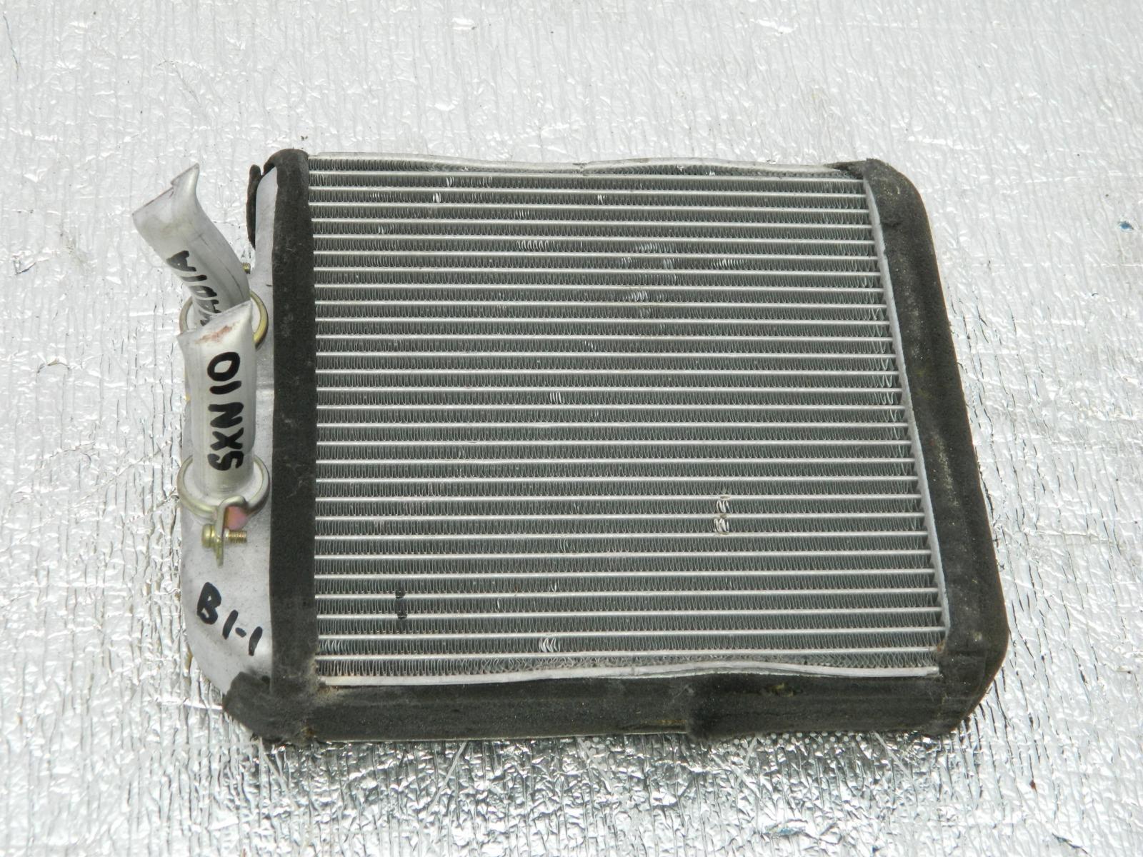 Радиатор печки Toyota Nadia SXN10 (б/у)
