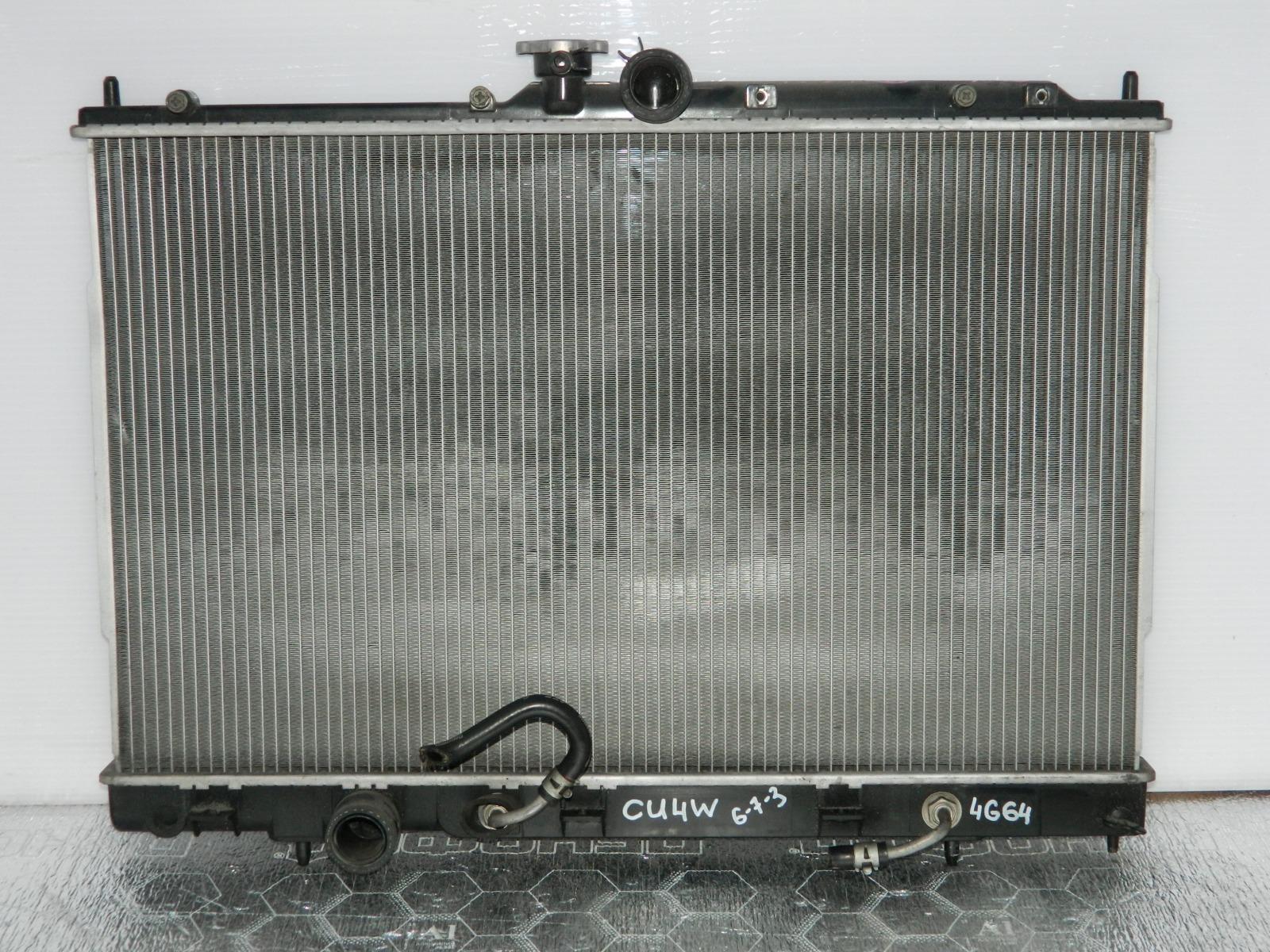 Радиатор двс Mitsubishi Airtrek CU4W 4G64 (б/у)