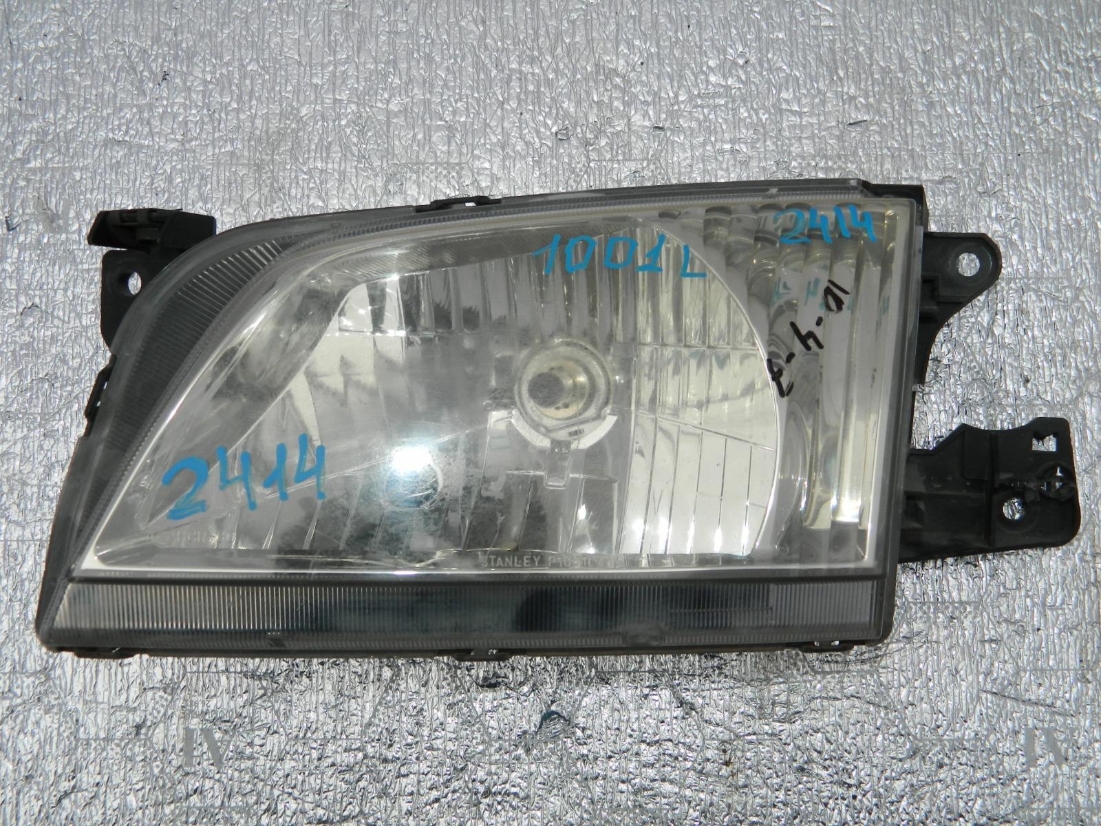 Фара противотуманная Mazda Demio DW3W передняя левая (б/у)