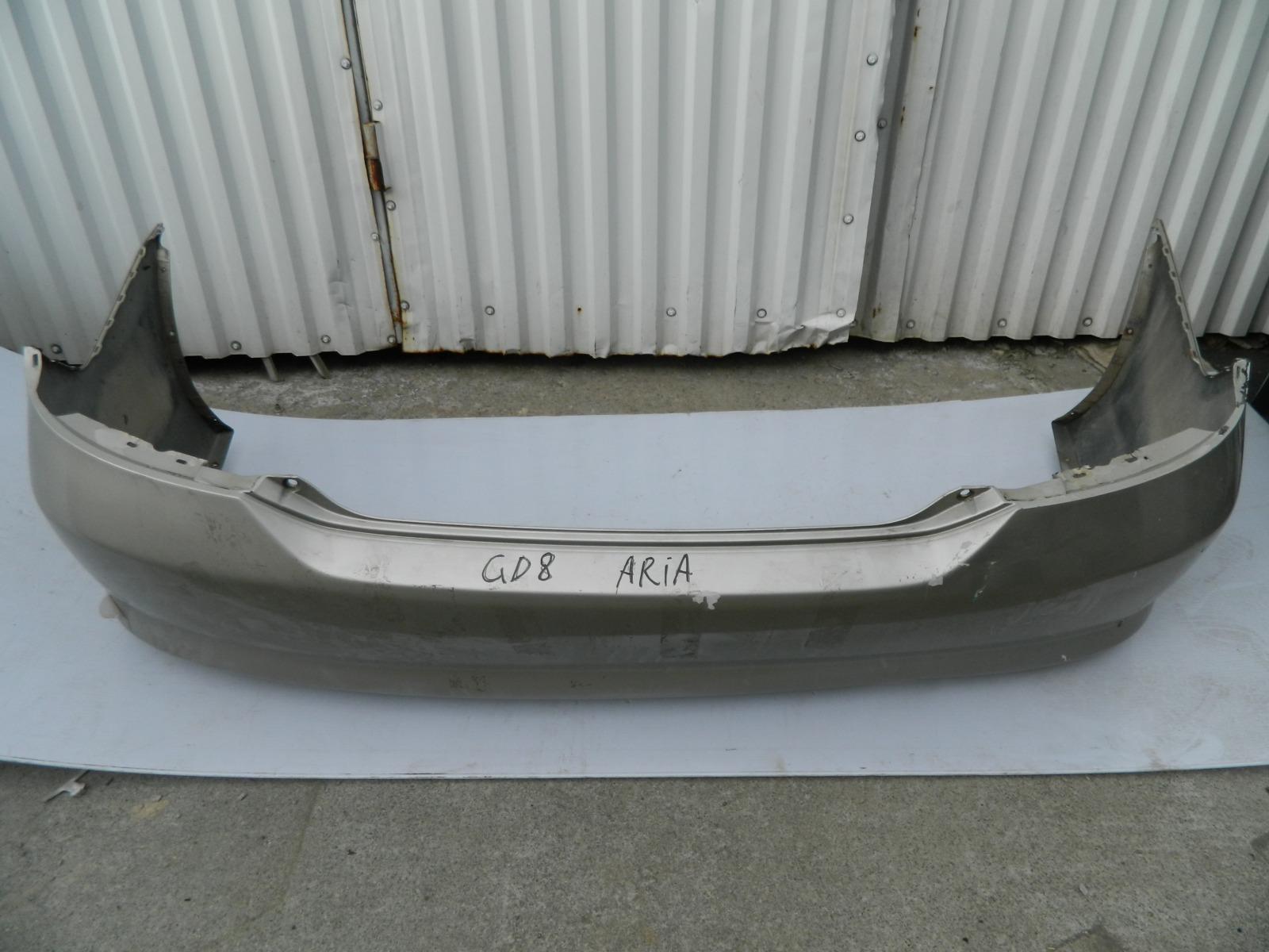 Бампер Honda Fit Aria GD8 задний (б/у)