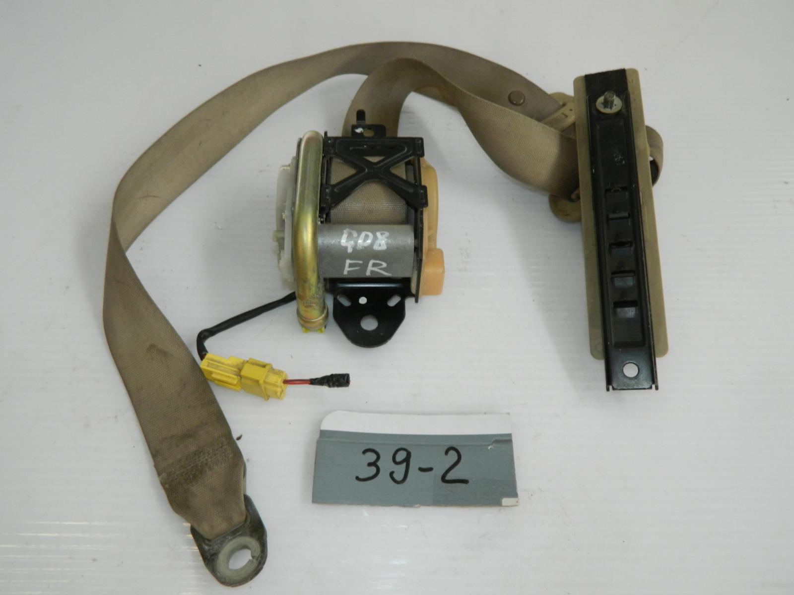 Ремень безопасности Honda Fit Aria GD8 передний правый (б/у)