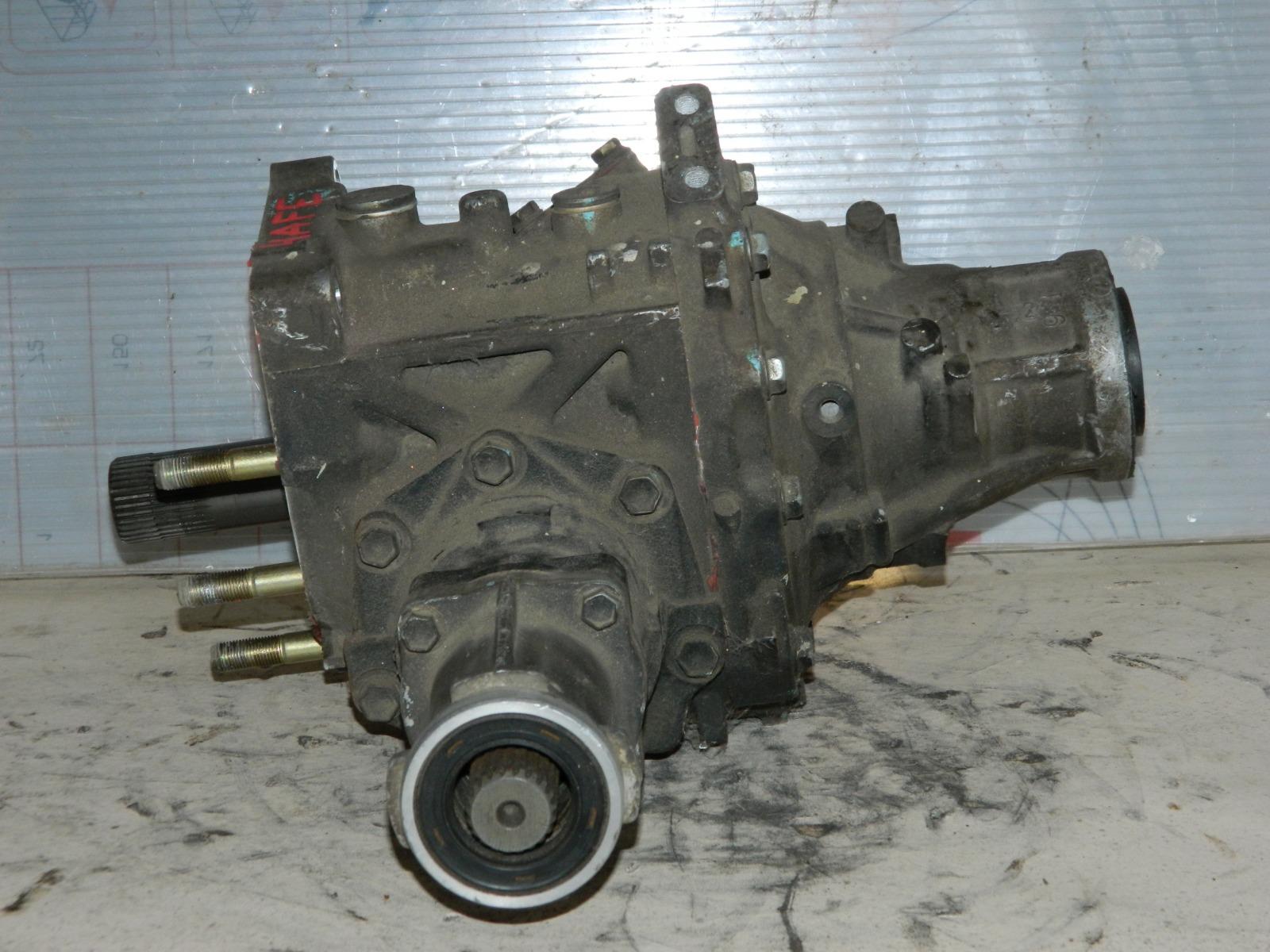 Раздатка Toyota Corolla AE114 4AFE (б/у)