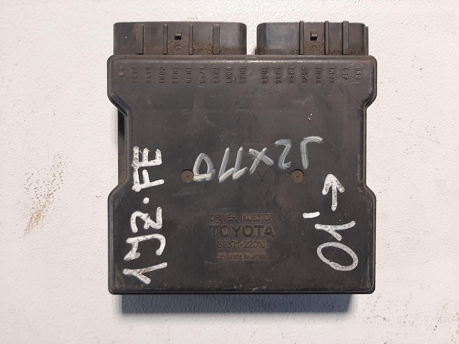 Блок управления форсунками Toyota Mark Ii JZX110 1JZFSE (б/у)