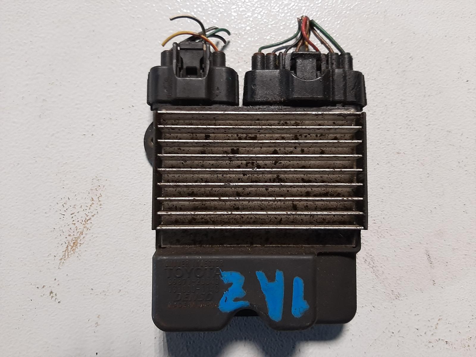 Блок управления форсунками Toyota Caldina AZT241 1AZFSE (б/у)