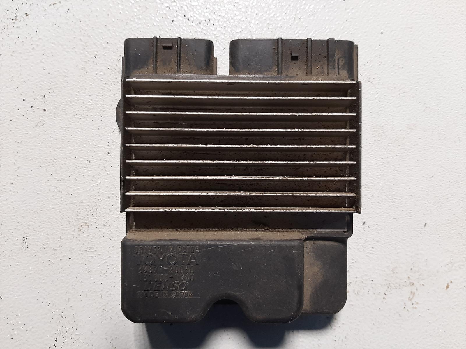 Блок управления форсунками Toyota Allion AZT240 1AZFSE (б/у)