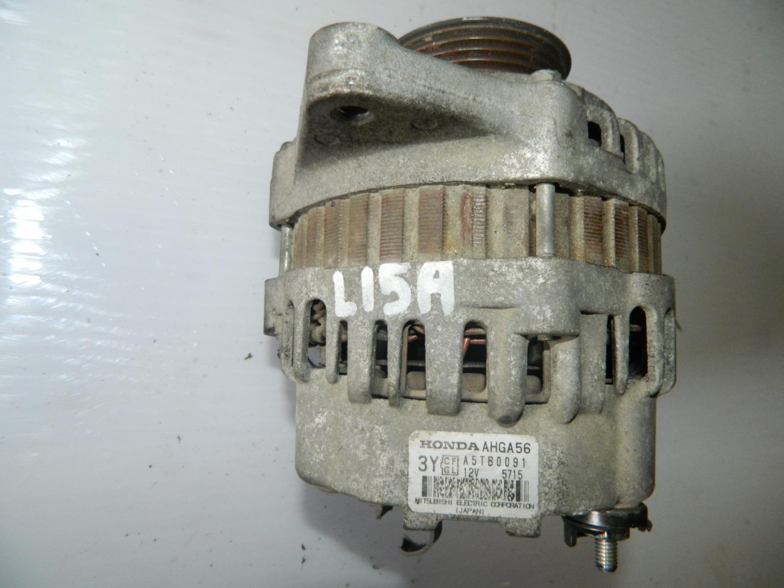 Генератор Honda Fit GD1 GD3 L15A (б/у)