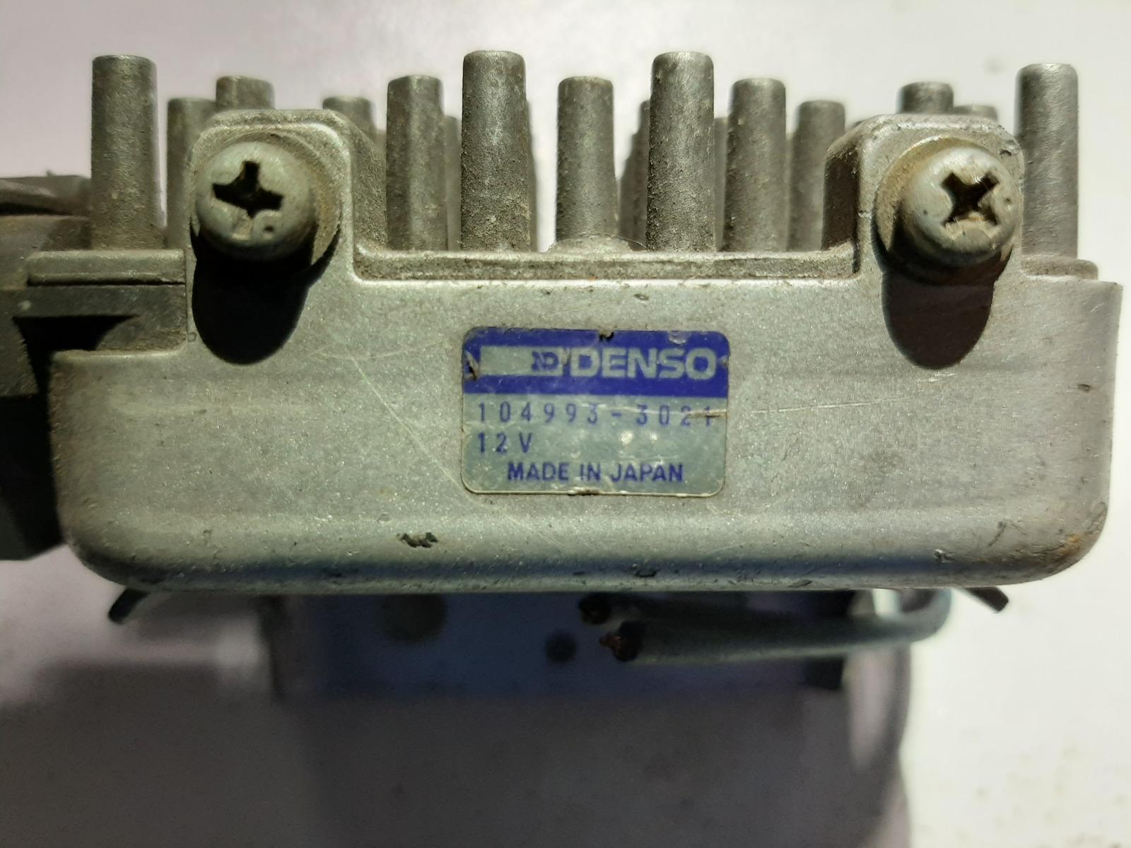 Блок управления вентилятором Mitsubishi Galant EA2A 4G63 (б/у)
