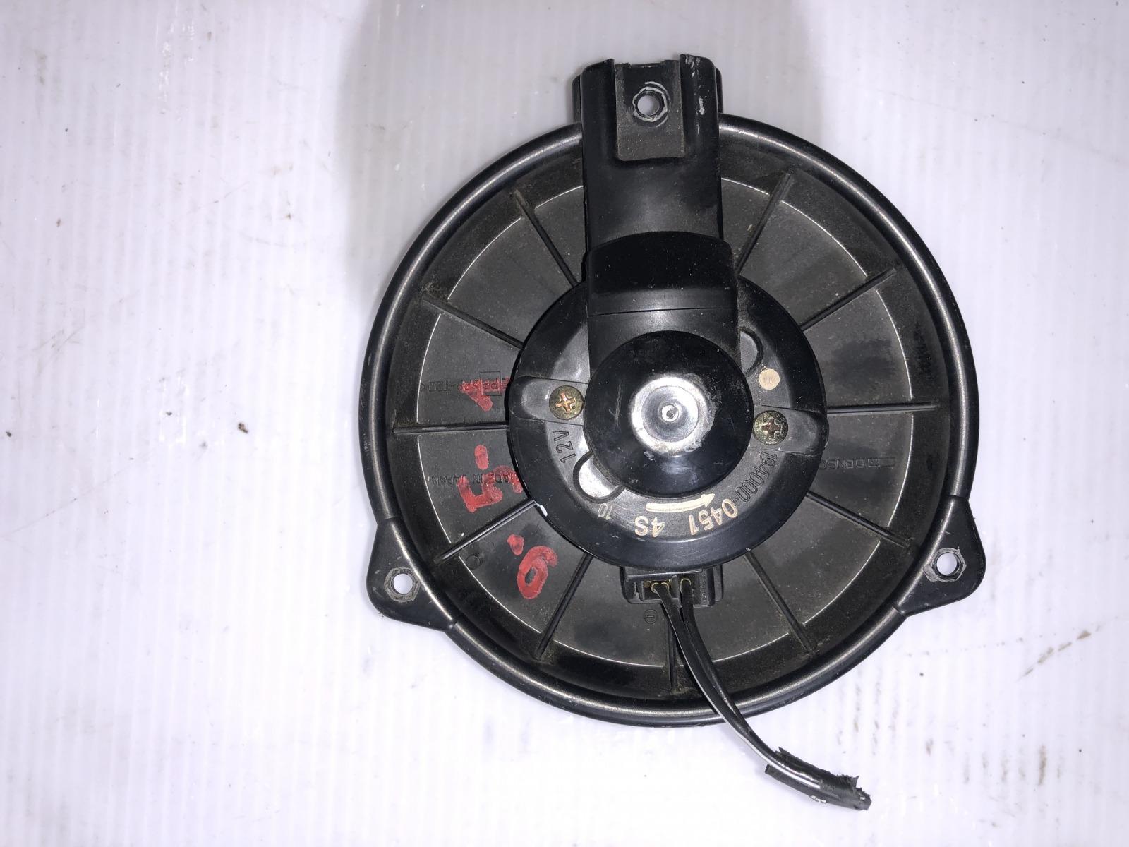 Мотор печки Toyota Sprinter AE110 (б/у)