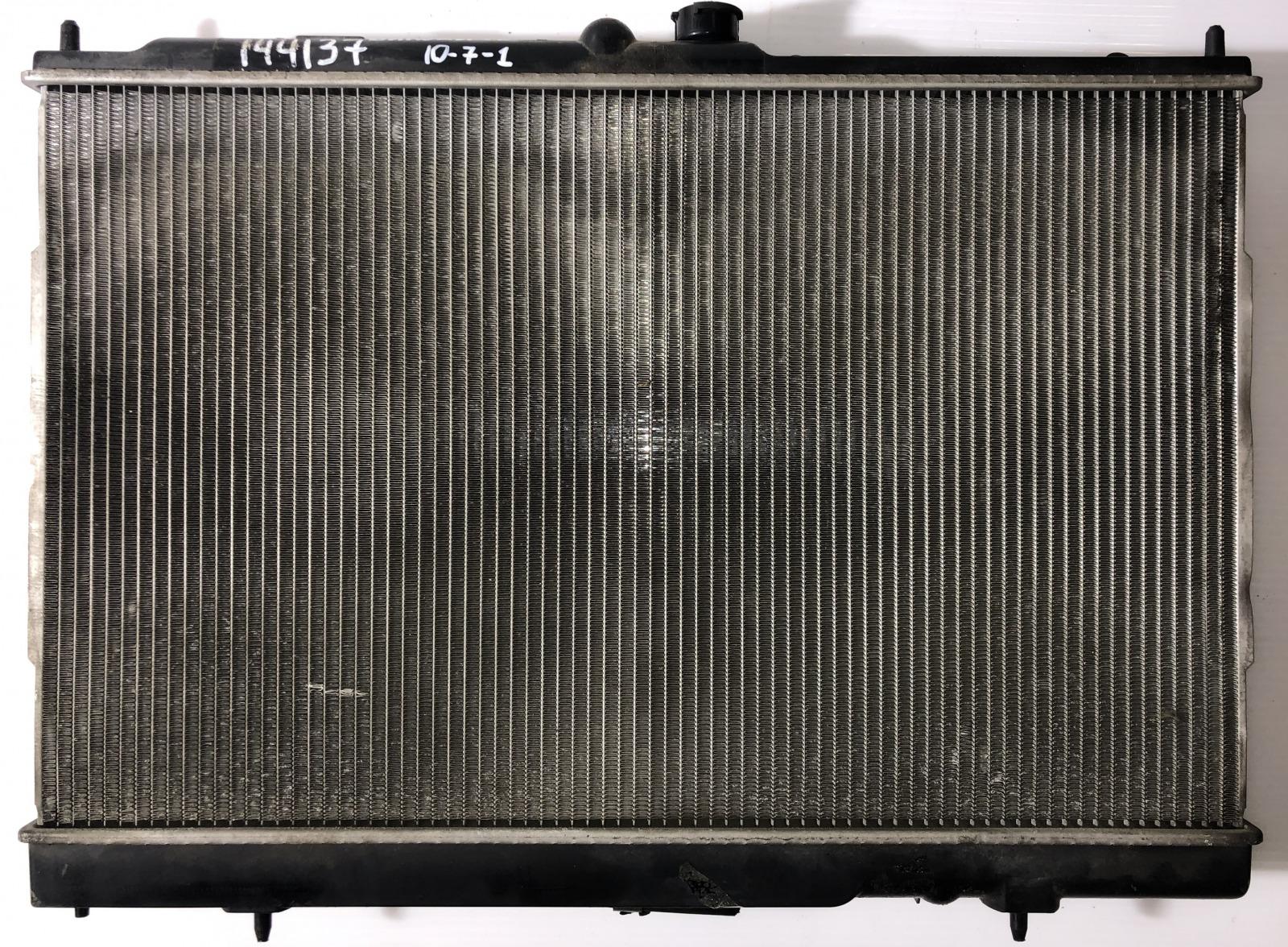 Радиатор двс Mitsubishi Airtrek CU2W 4G63 (б/у)
