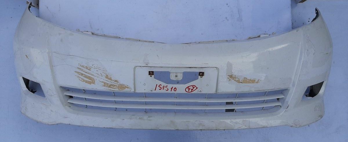 Бампер Toyota Isis ZNM10 передний (б/у)