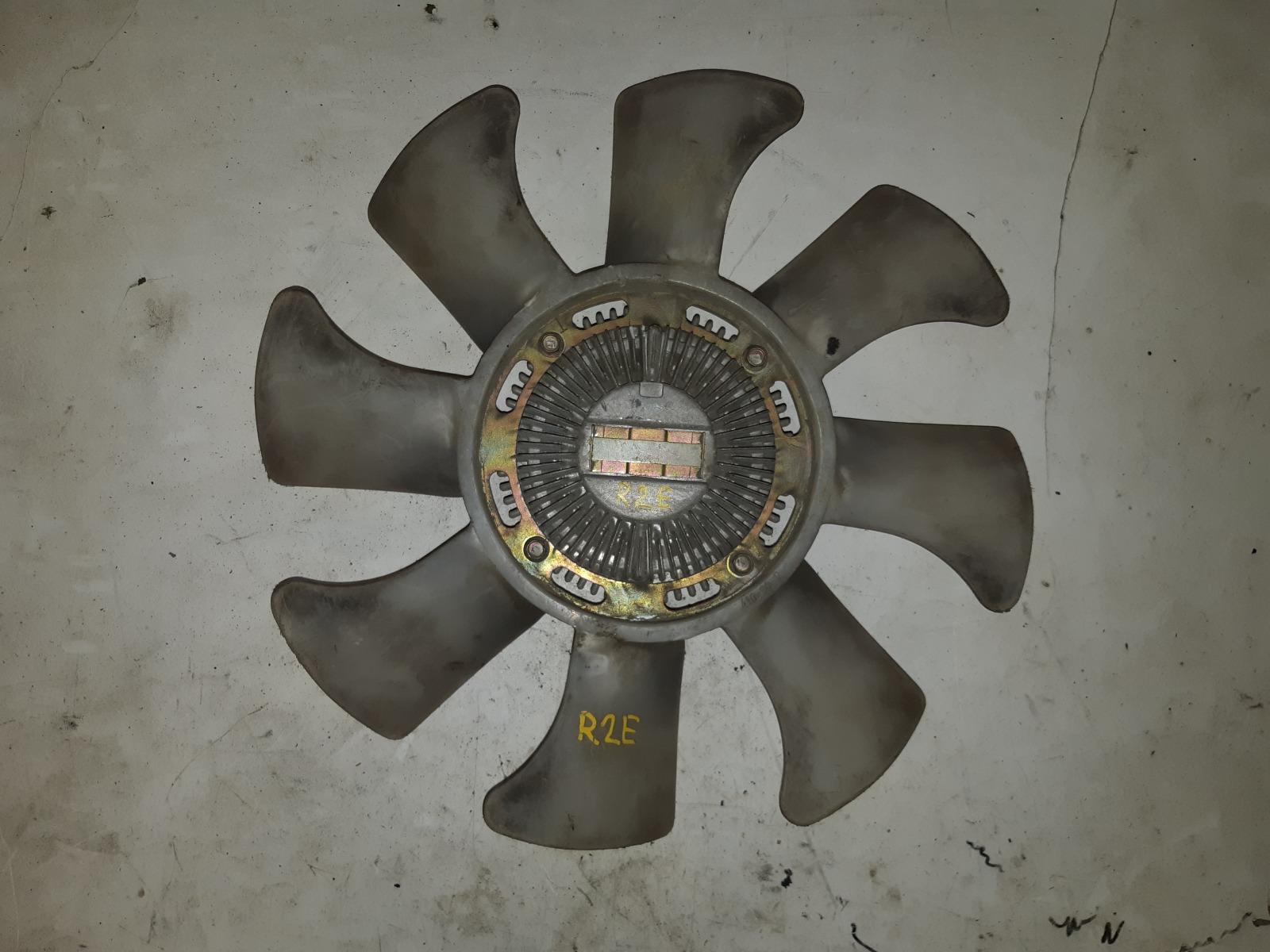 Вискомуфта с вентилятором Mazda Bongo R2 (б/у)