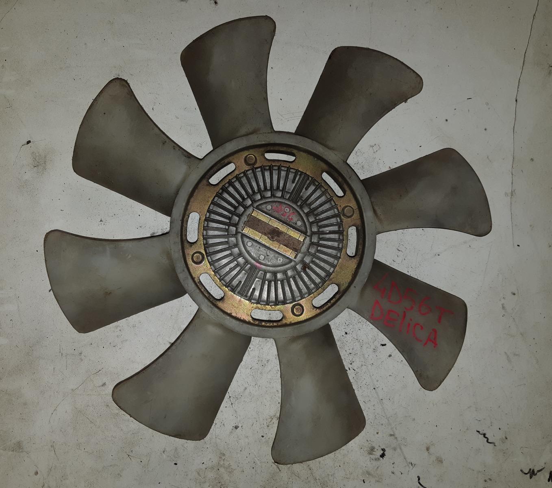 Вискомуфта с вентилятором Mitsubishi Delica 4D56T (б/у)