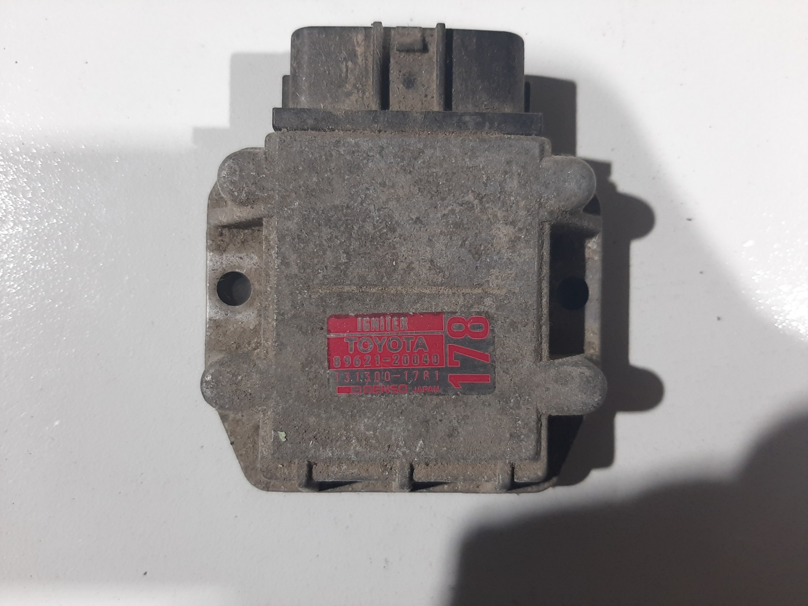 Коммутатор Toyota Camry SV30 4S-FE (б/у)