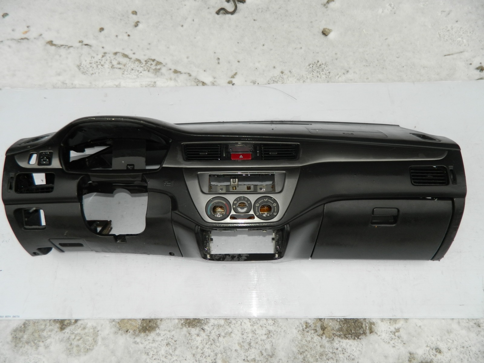 Торпедо Mitsubishi Lancer 9 (б/у)