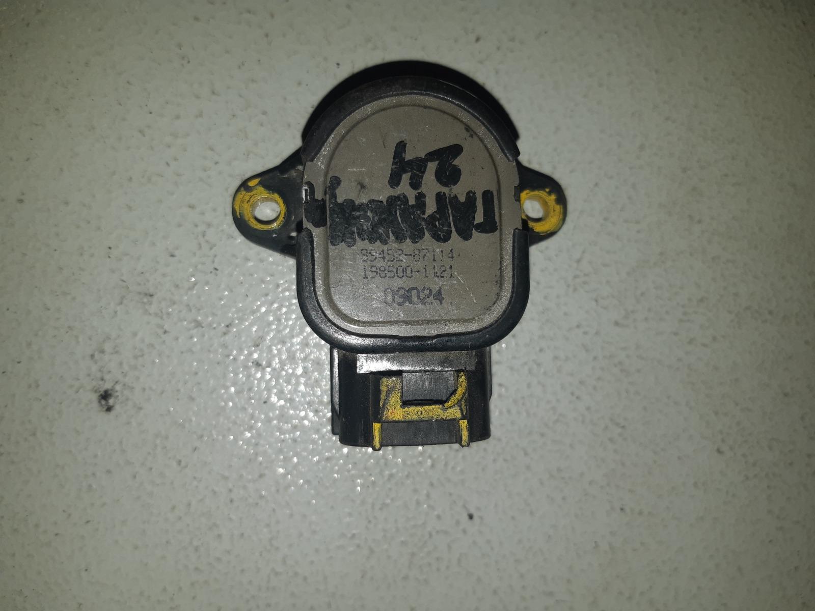Датчик положения дроссельной заслонки (дпдз) Toyota Duet M100A EJ-DE (б/у)