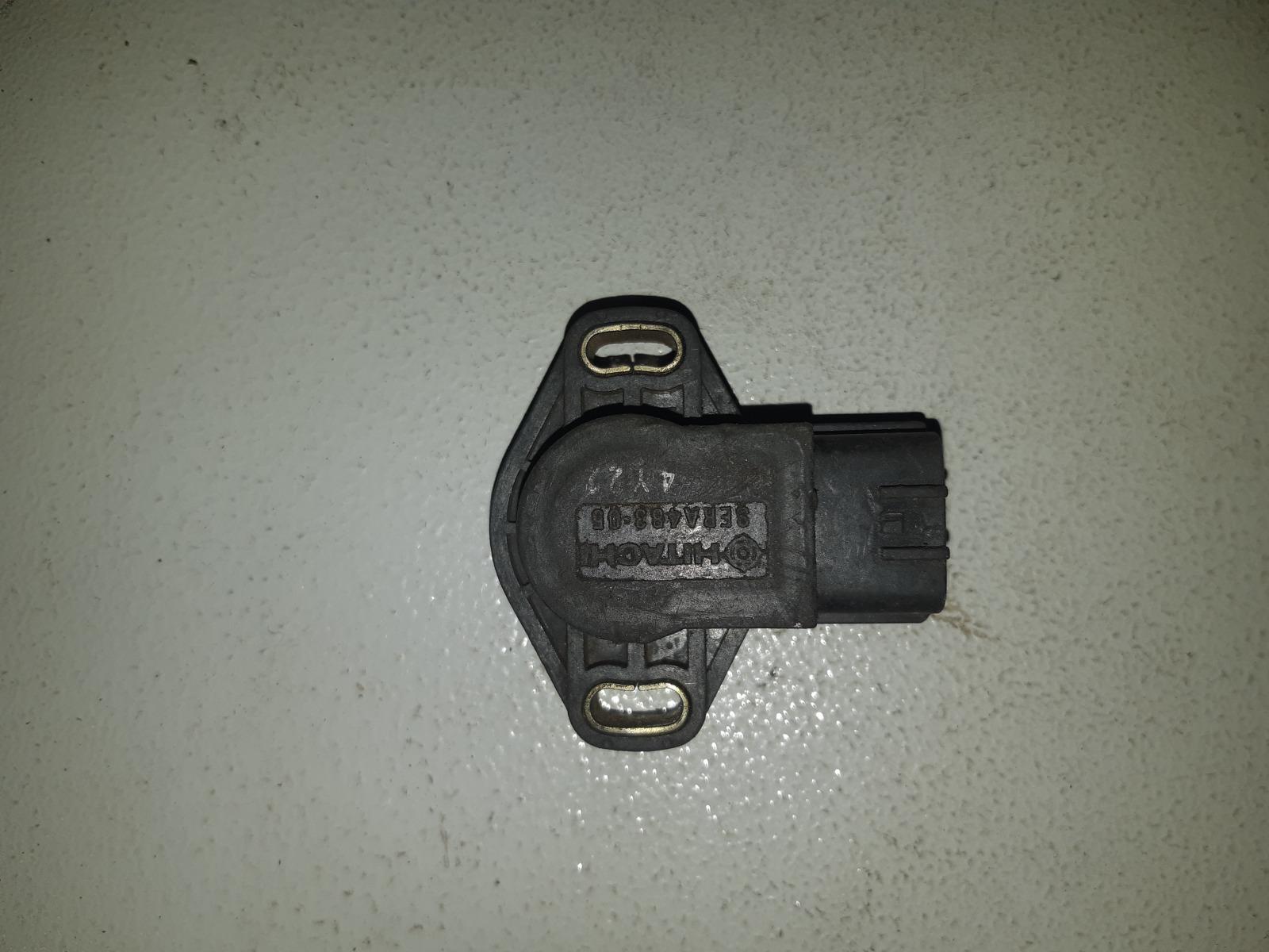 Датчик положения дроссельной заслонки (дпдз) Nissan Primera P11 SR18DE (б/у)
