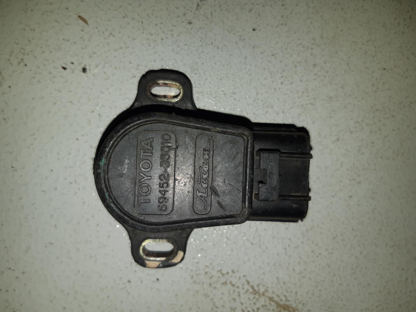 Датчик положения дроссельной заслонки (дпдз) Toyota Aristo JZS147 2JZGE (б/у)