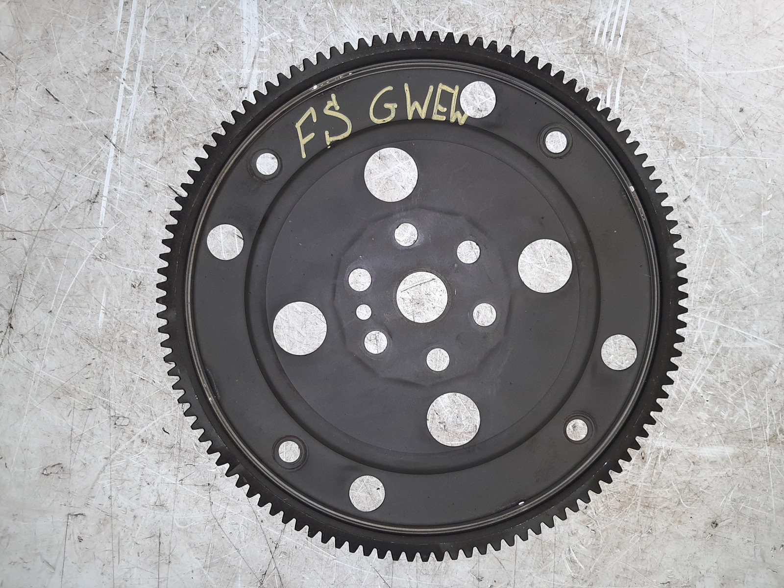 Маховик Mazda Capella GWEW FS (б/у)