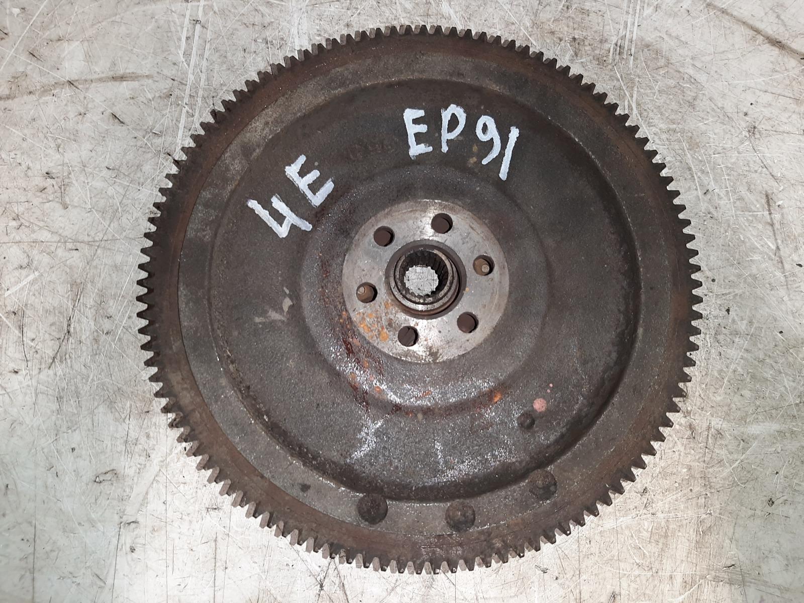 Маховик Toyota Starlet EP91 4E-FE (б/у)