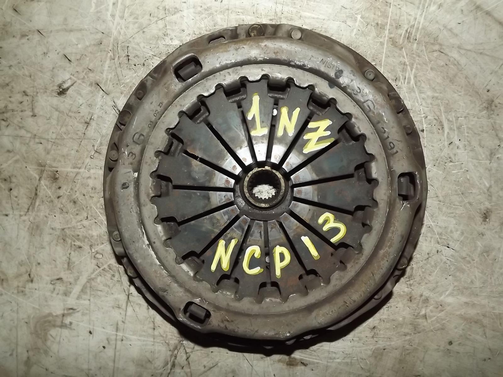 Маховик Toyota Vitz NCP13 1NZ-FE (б/у)